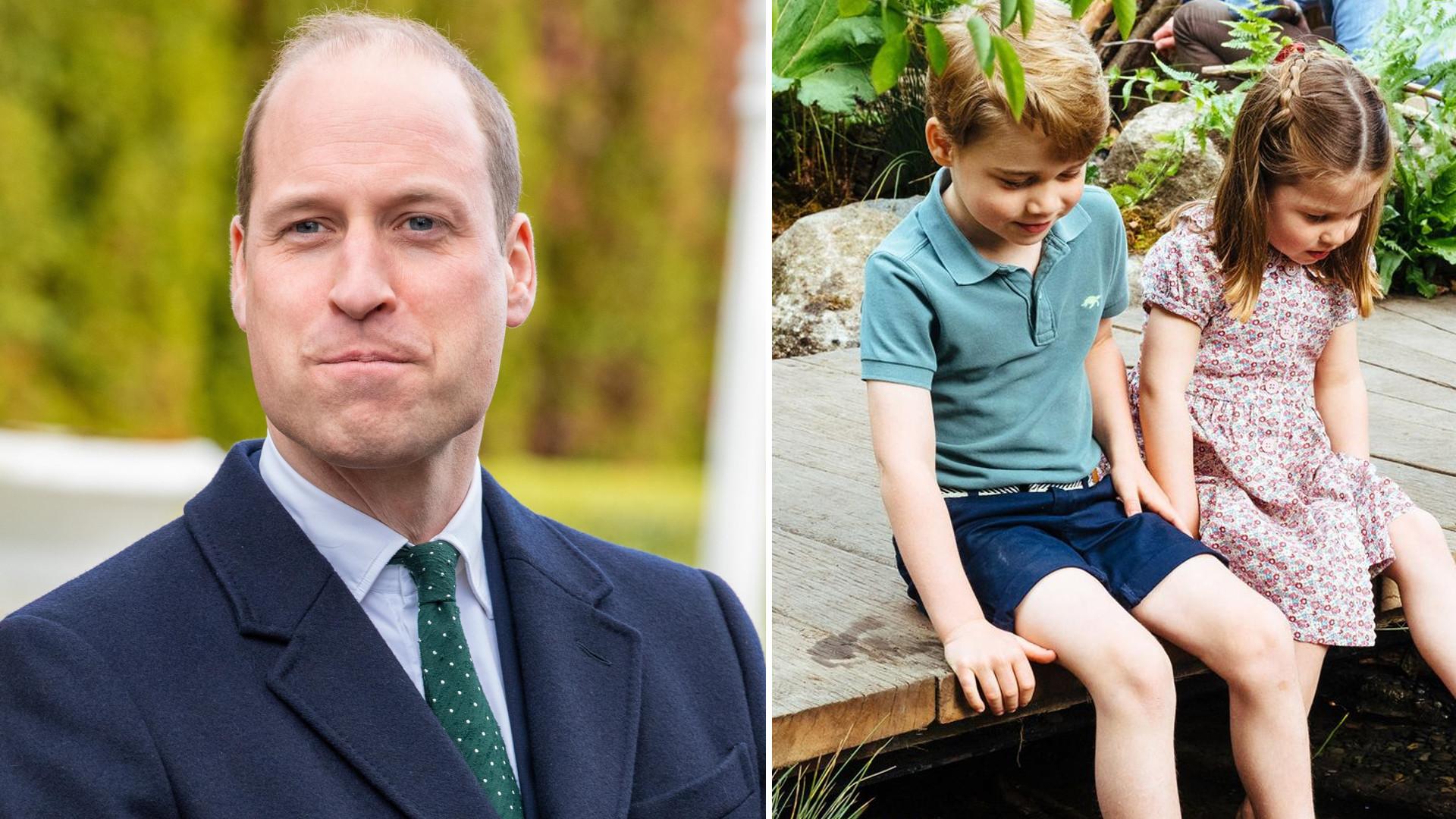 Książę William pokazał się publicznie z Georgem i Charlotte. Chłopiec bardzo urósł i coraz bardziej przypomina ojca