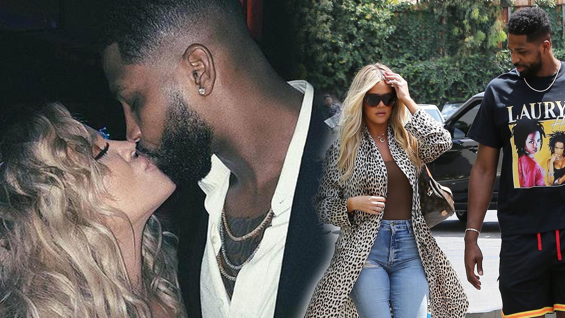Khloe Kardashian i Tristan Thompson znów się ROZSTALI!