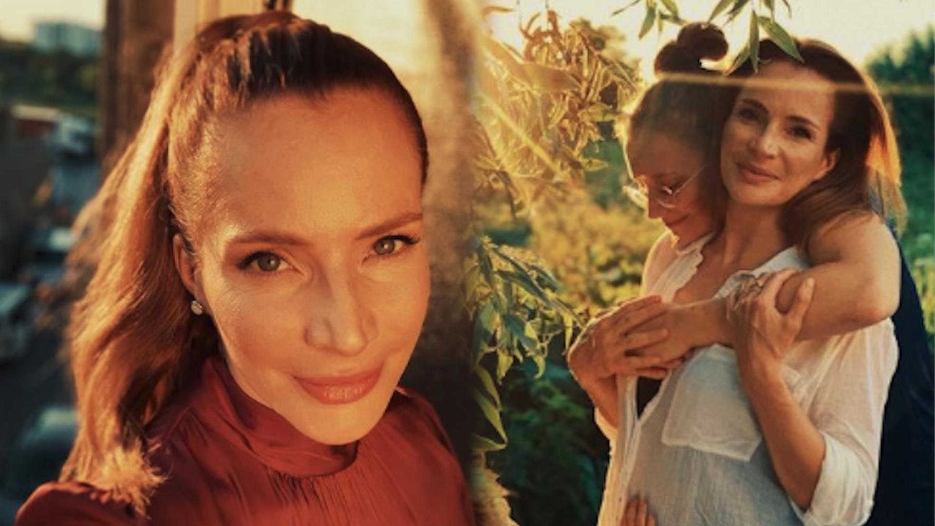 """Anna Dereszowska potwierdziła ciążę: """"A już mięliśmy zacząć podróżować tylko we dwoje…"""""""