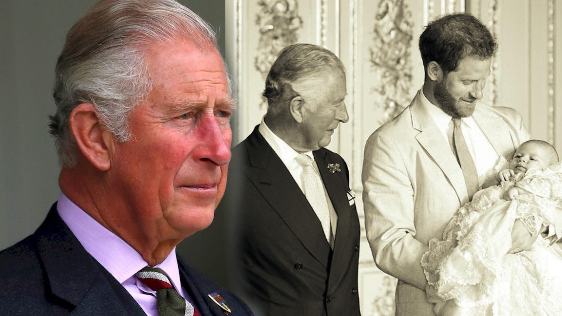 Książę Karol wspomagał Harry'ego finansowo. Są na to dowody!
