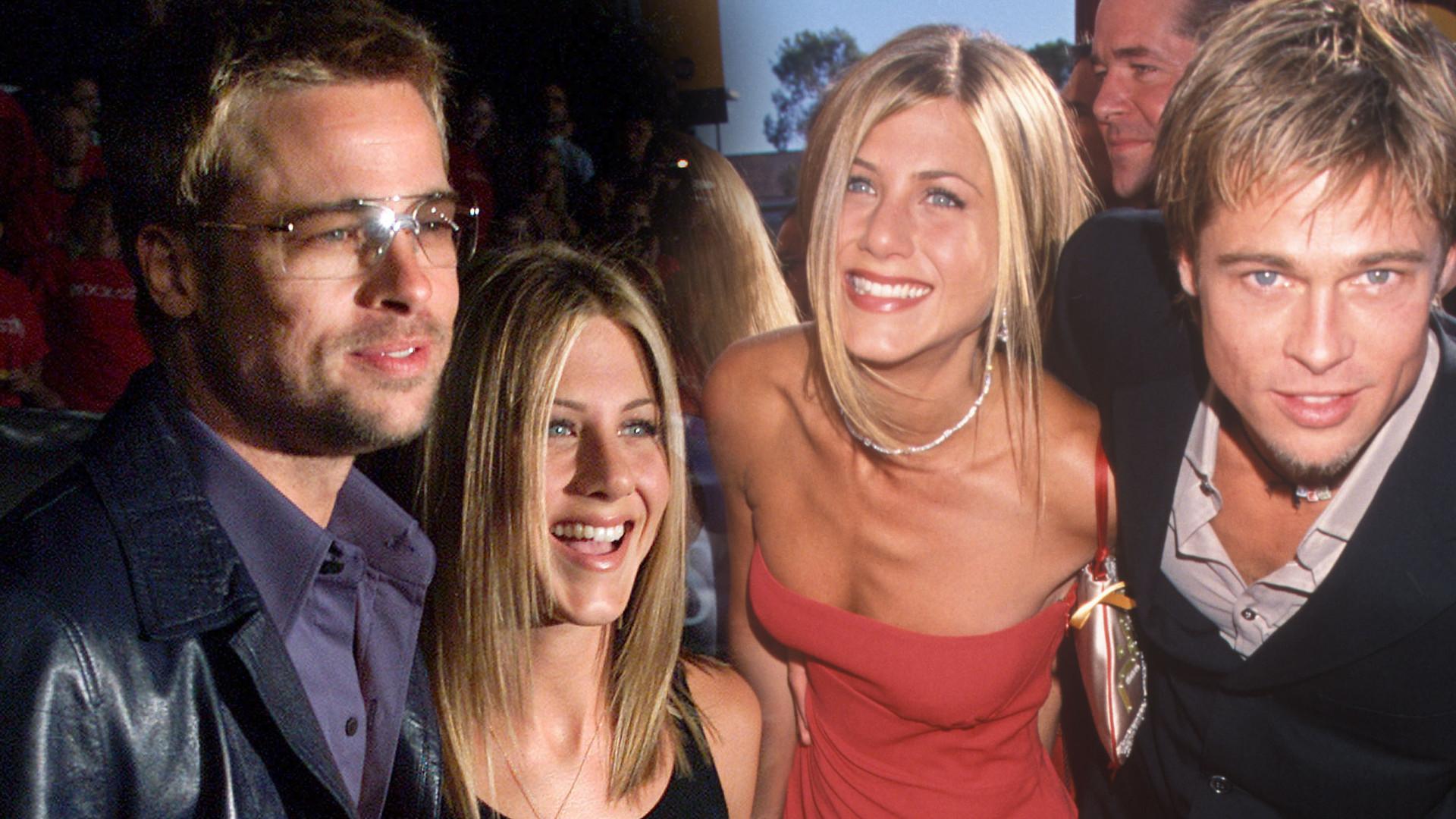 Jennifer Aniston w końcu UJAWNIA, co tak naprawdę łączy ją z Bradem Pittem