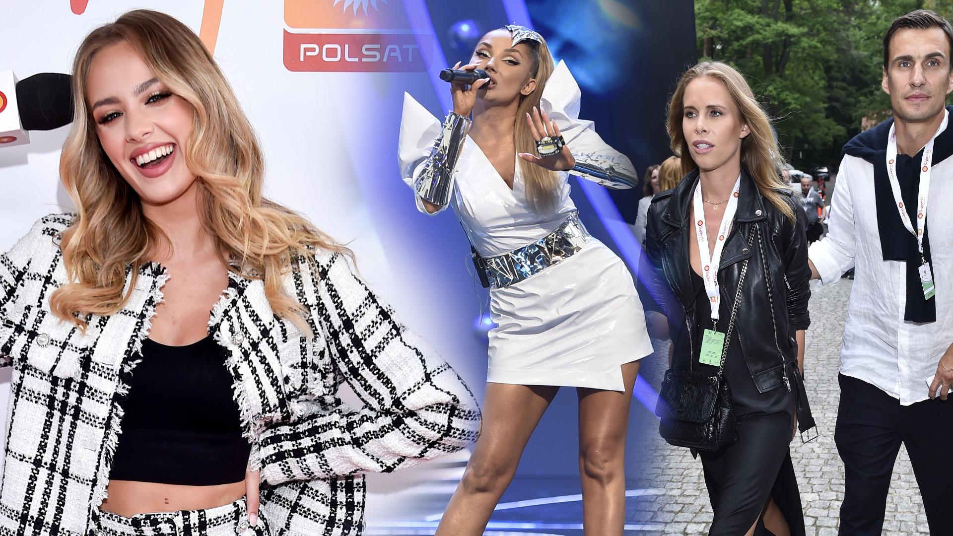 Gwiazdy na festiwalu w Sopocie: Cleo, Beata Kozidrak… (ZDJĘCIA)