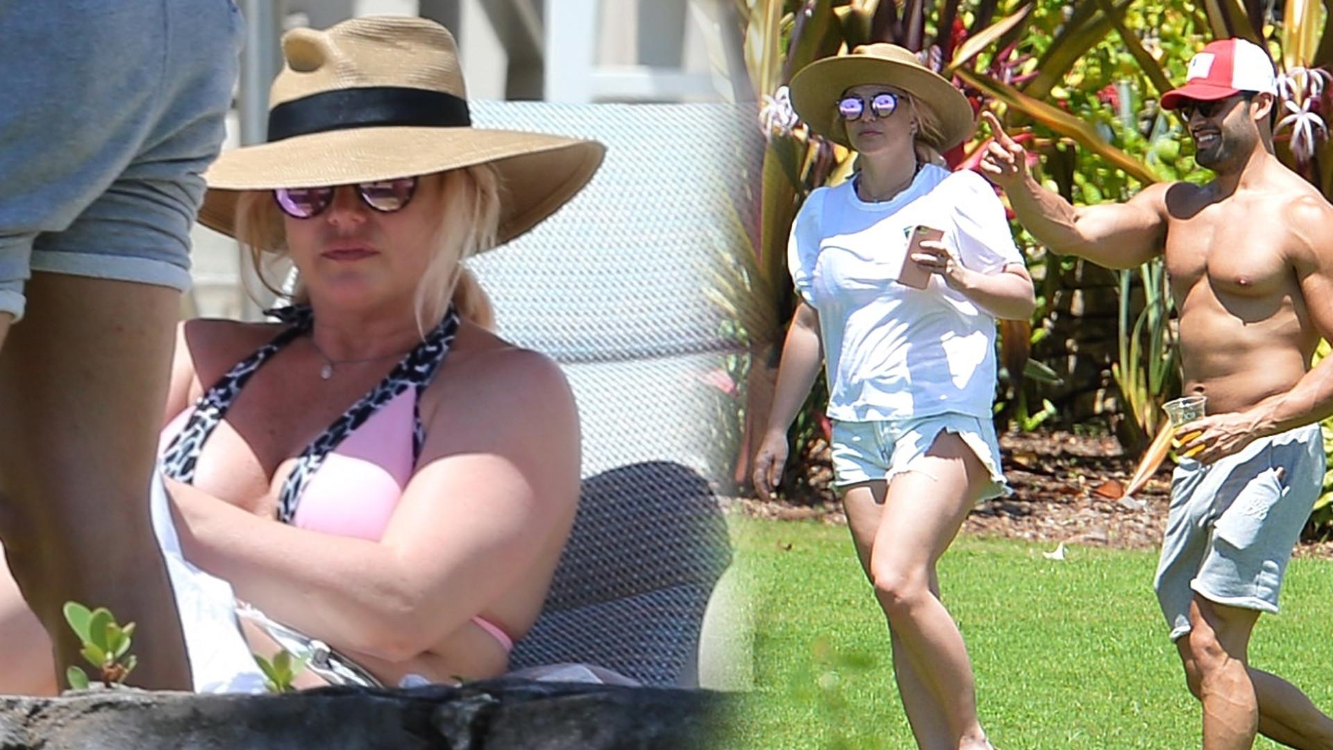 Cały świat mówi o Britney Spears. Tymczasem ona wypoczywa z chłopakiem na Hawajach (ZDJĘCIA)