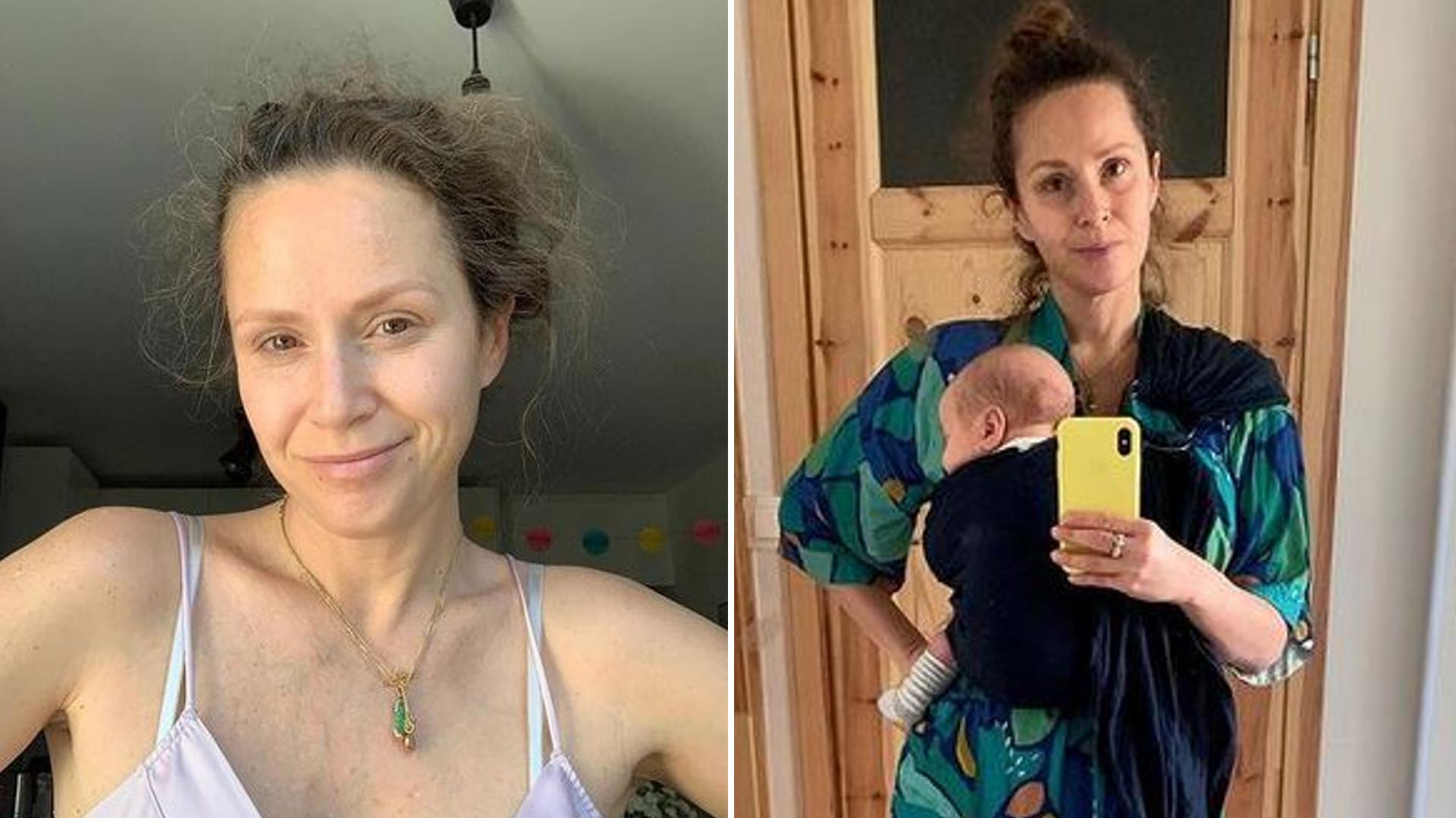 """Monika Mrozowska pokazuje swój biust po czterech ciążach: """"KOCHAM SWOJE CIAŁO, wiem przez ile przeszło"""""""