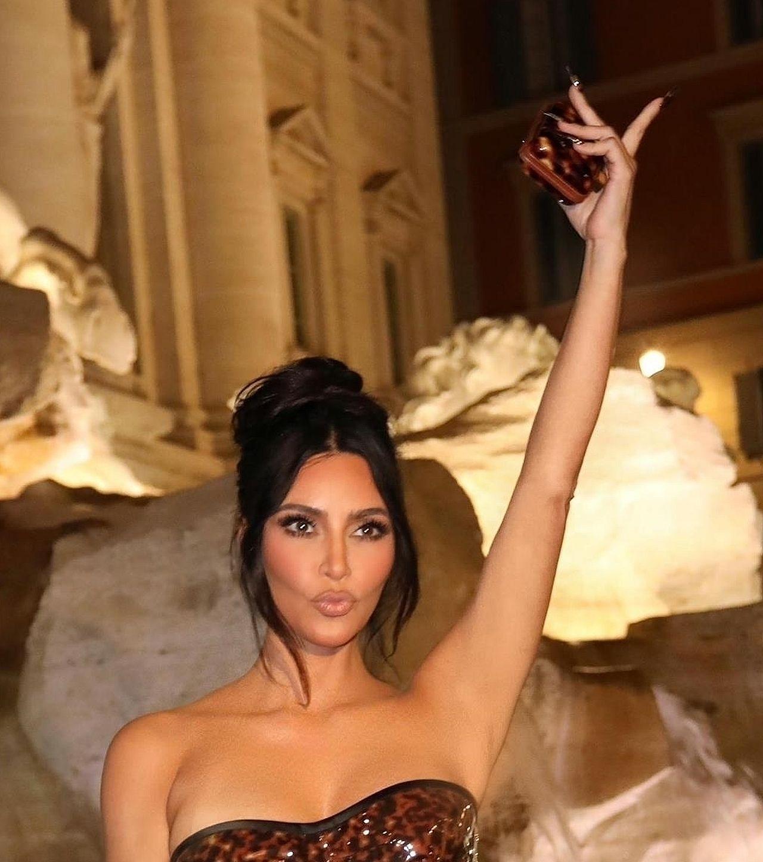 Kim Kardashian świętuje 250 mln obserwatorów