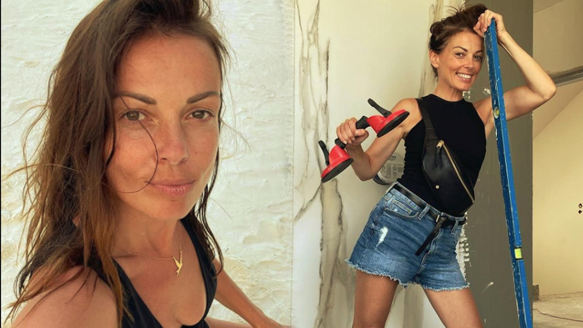 Katarzyna Glinka jest wściekła. Sława przeszkadza jej w remoncie domu