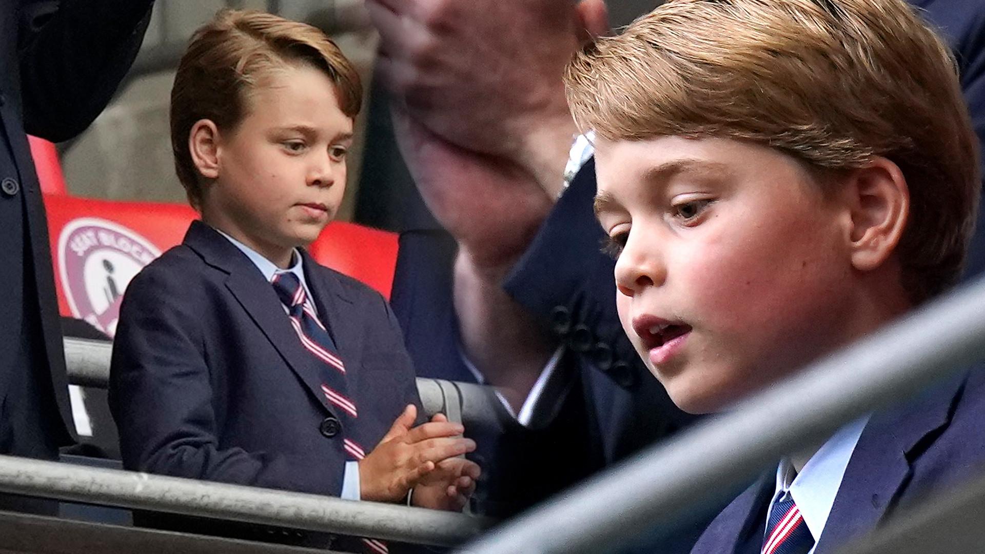 Czy książę George już wie, że będzie królem?