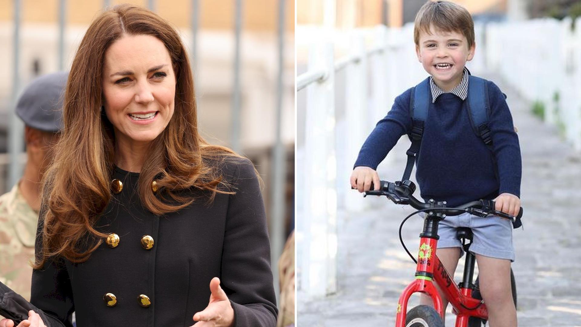 Fanka natknęła się na księżną Kate z synem w parku. Zdradziła, jak wyglądało spotkanie