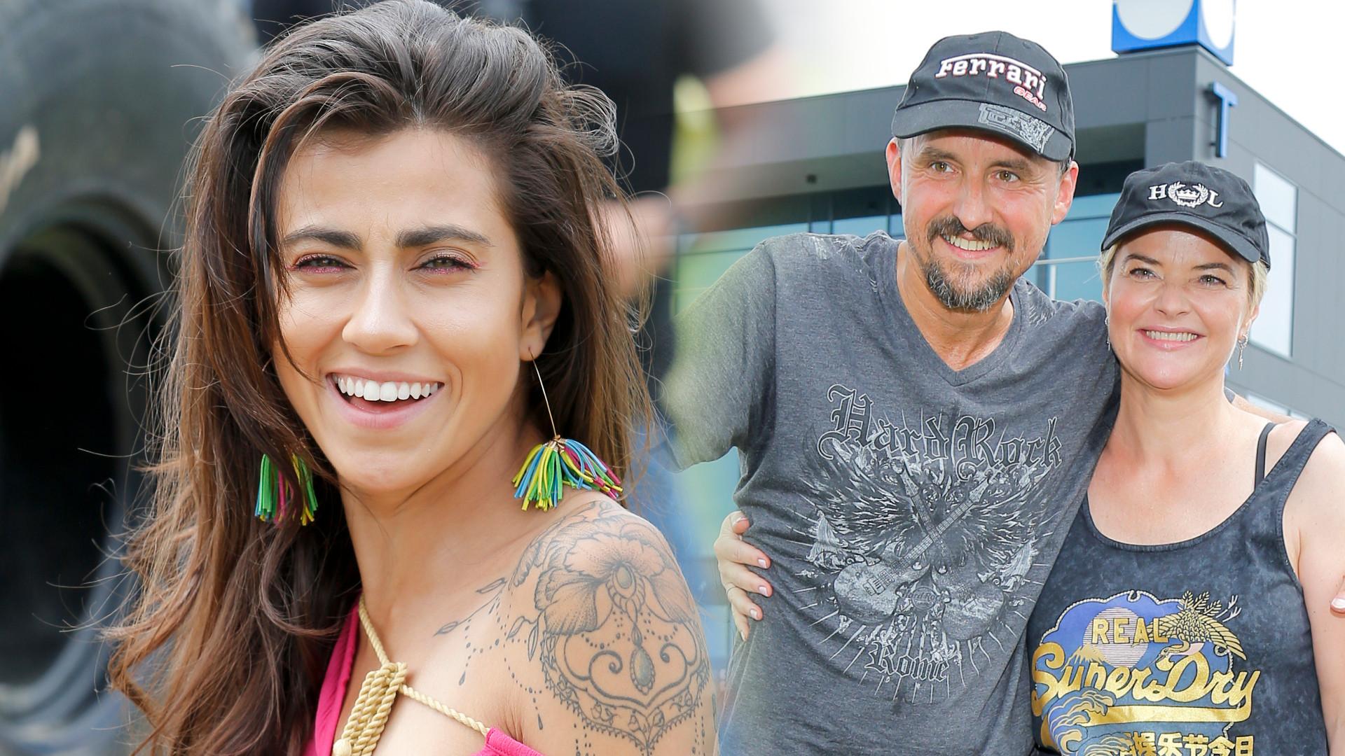 VIP Cross: Różowa Maja Hyży, Monika Richardson z partnerem… (ZDJĘCIA)