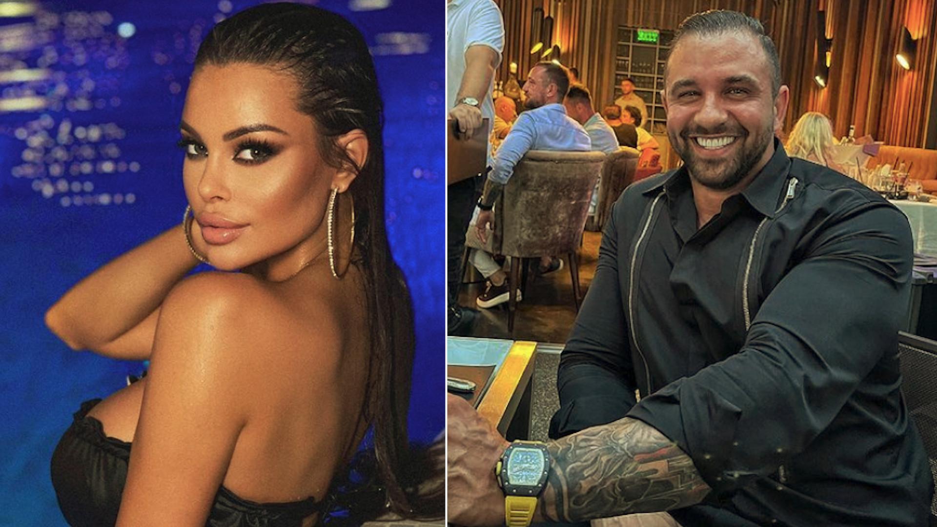 Justyna Gradek ma nowego faceta – milionera. Mówi o nich nawet rumuńska telewizja. Miśkiewicz KOMENTUJE