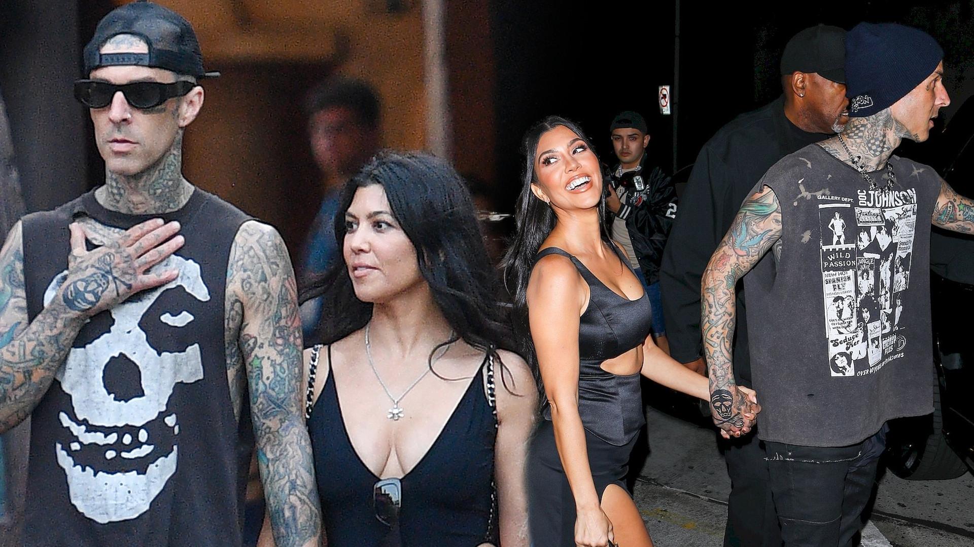 Kourtney Kardashian wzięła ŚLUB?! Zdradziło ją jedno zdjęcie