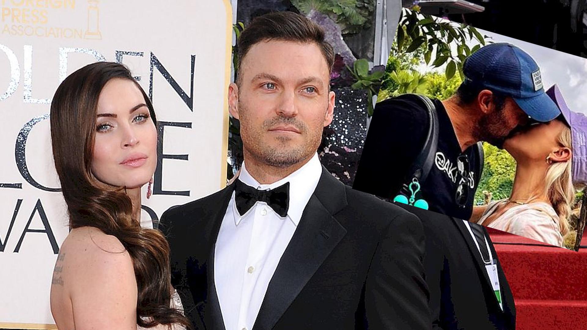 Megan Fox zostawiła KOMENTARZ pod zdjęciem byłego męża całującego się z dziewczyną. Szybko go usunęła