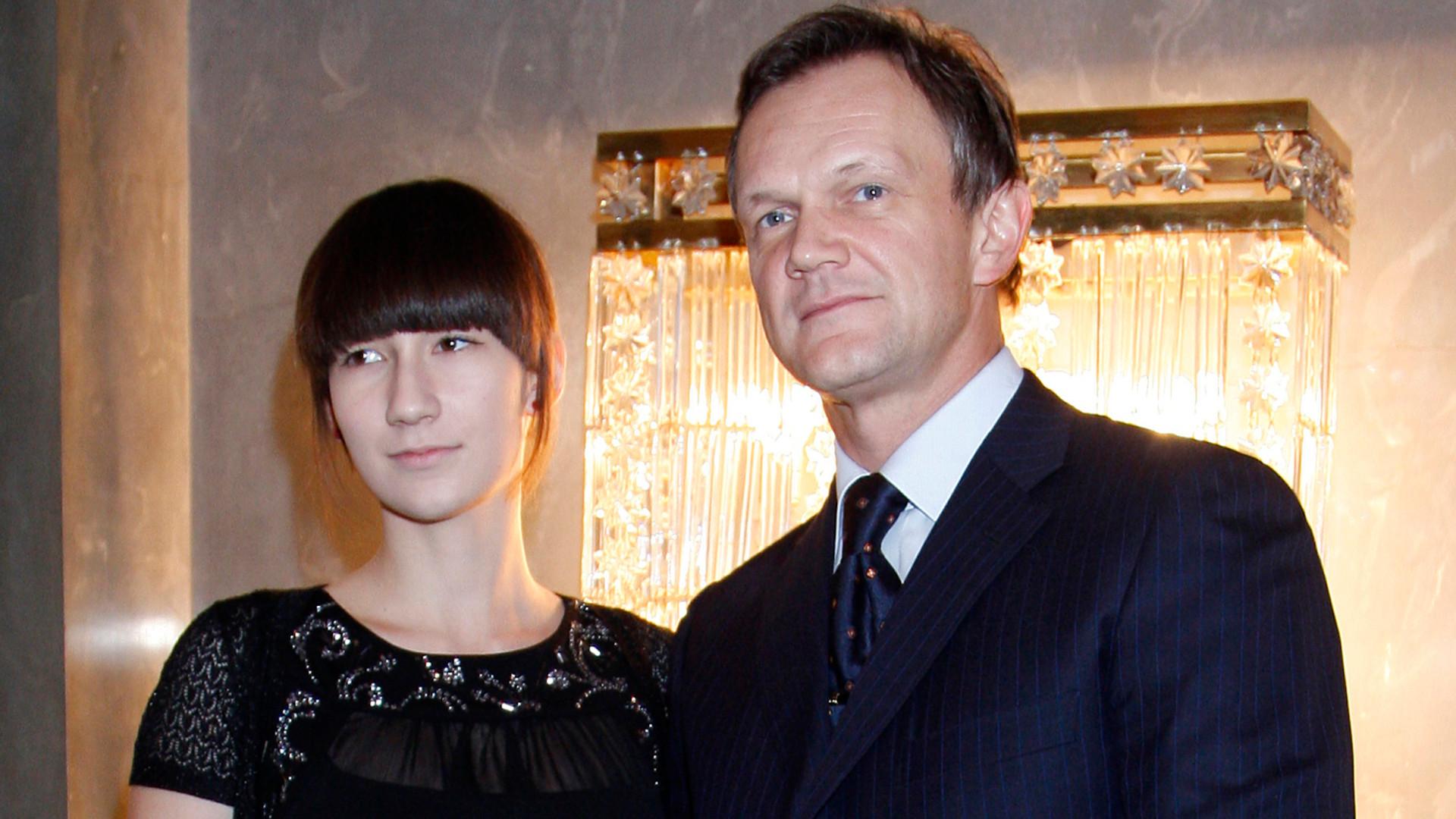 Najstarsza córka Cezarego Pazury ma już 32 lata. Aktor pokazał z nią wyjątkowe zdjęcie