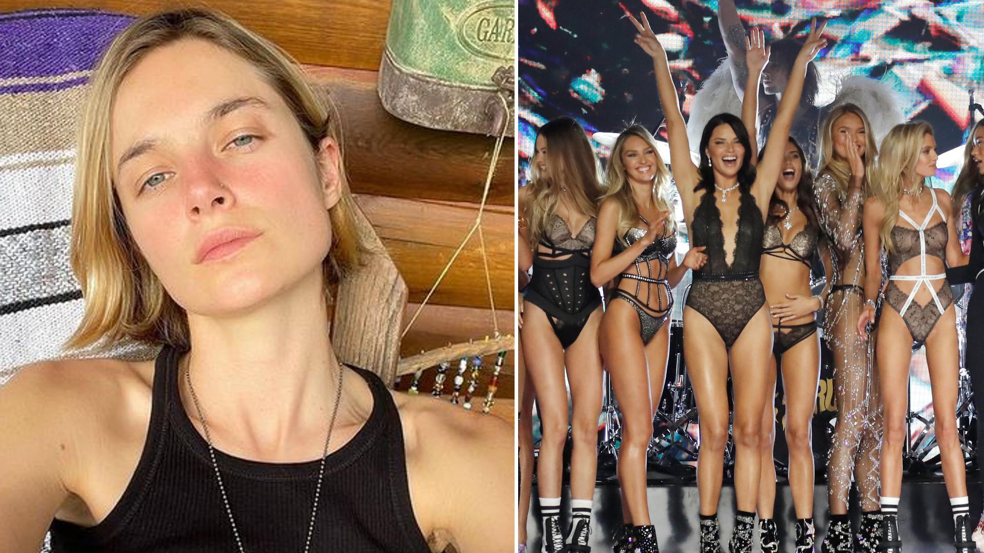 Seks i kokaina sposobem na chudnięcie modelek Victoria's Secret