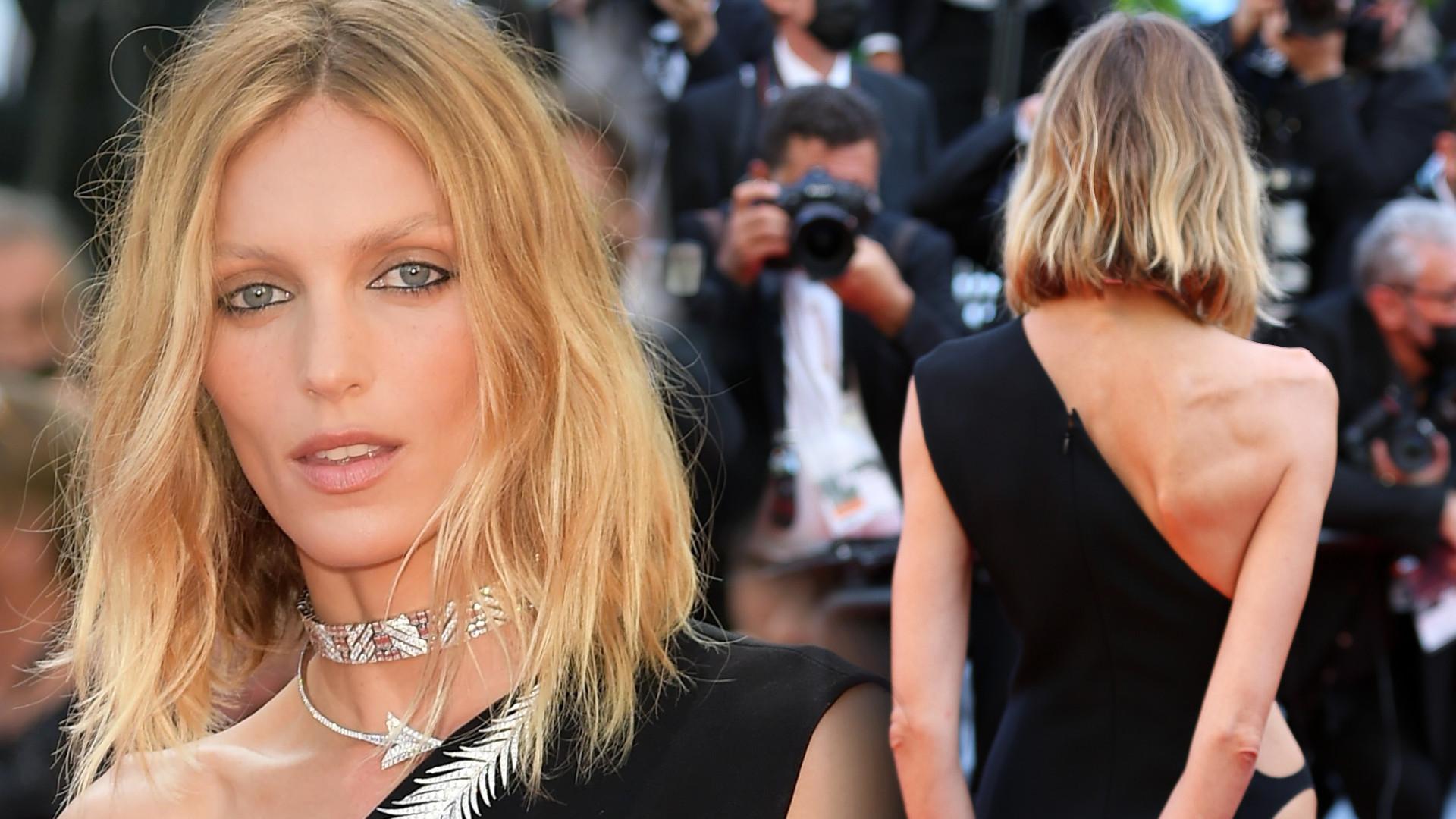 Anja Rubik ZACHWYCIŁA w Cannes. Odważna kreacja (ZDJĘCIA)