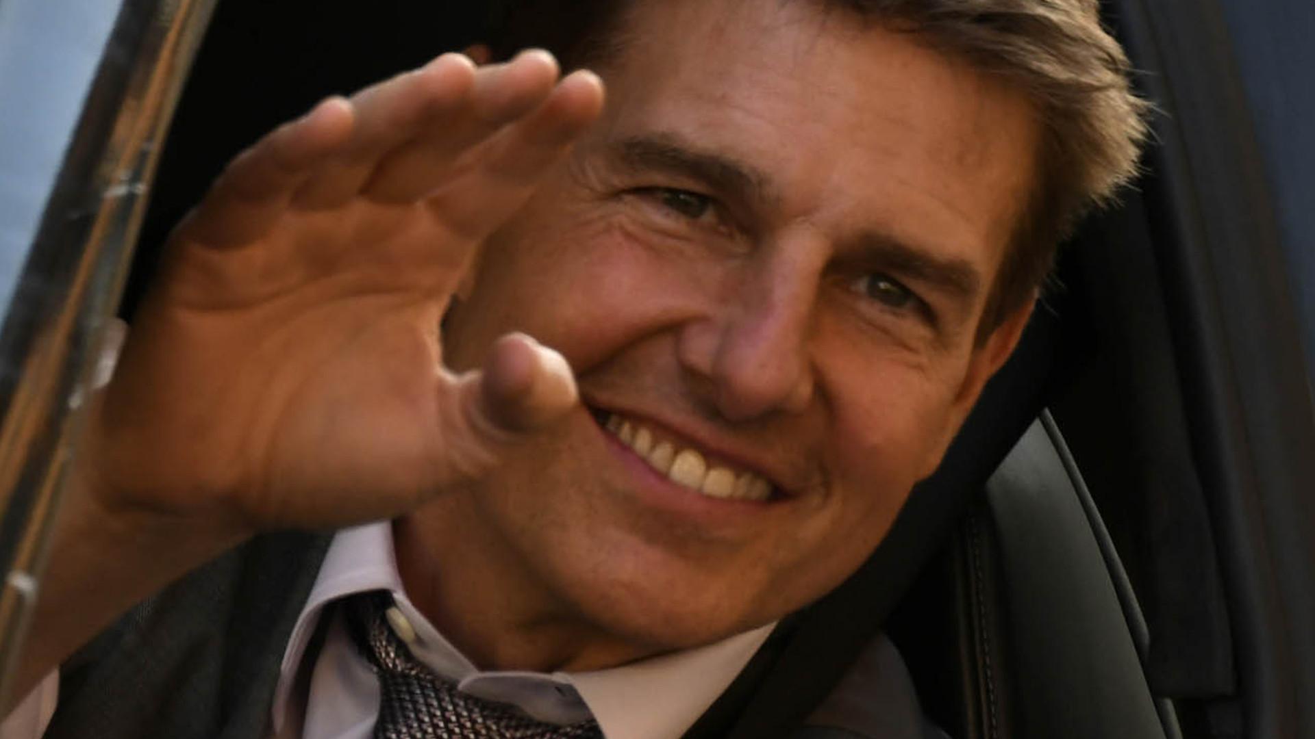 Tom Cruise oszalał? Odsuwa się od ludzi i Scjentologii