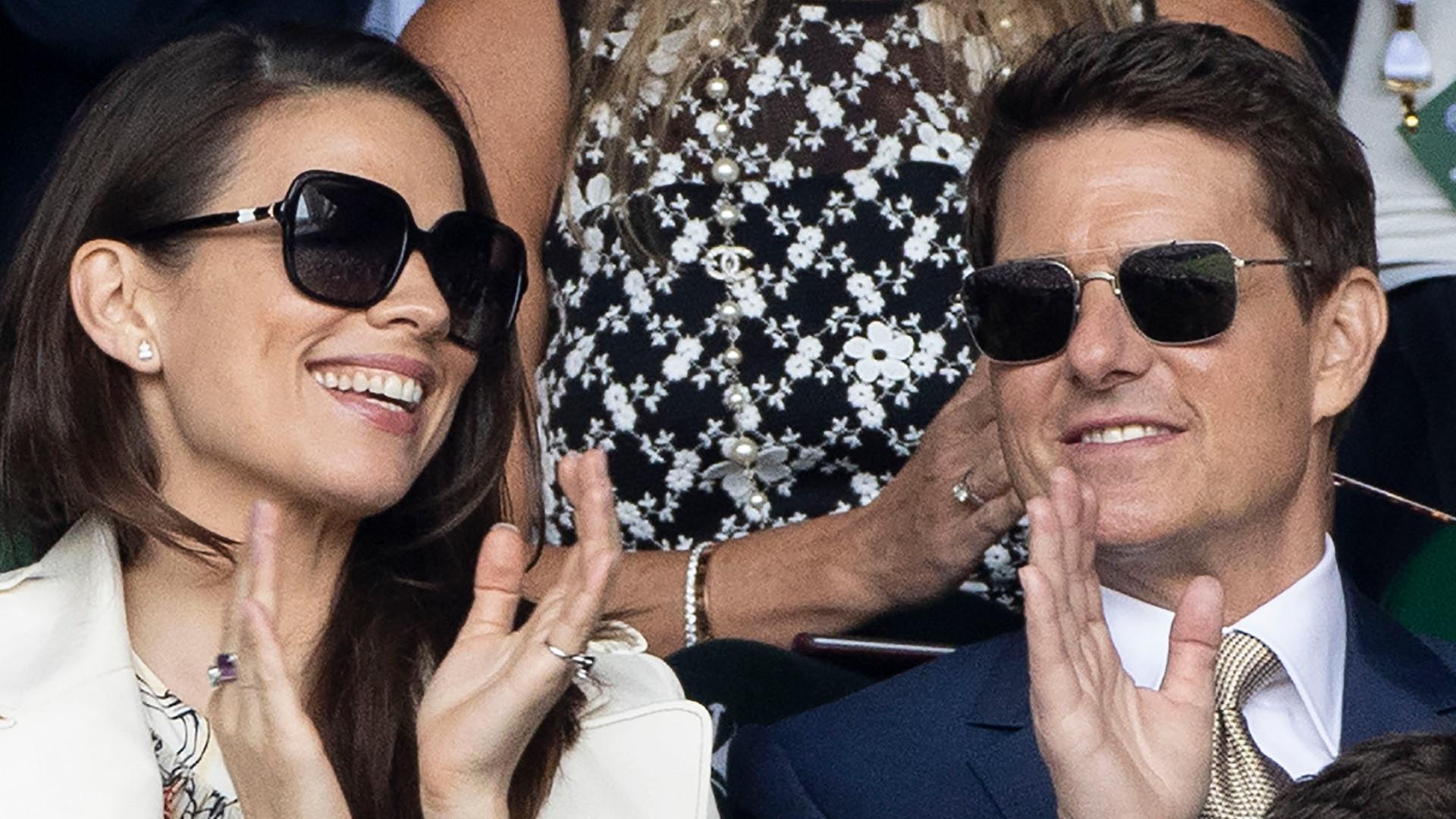 Kim jest nowa dziewczyna Toma Cruise'a?