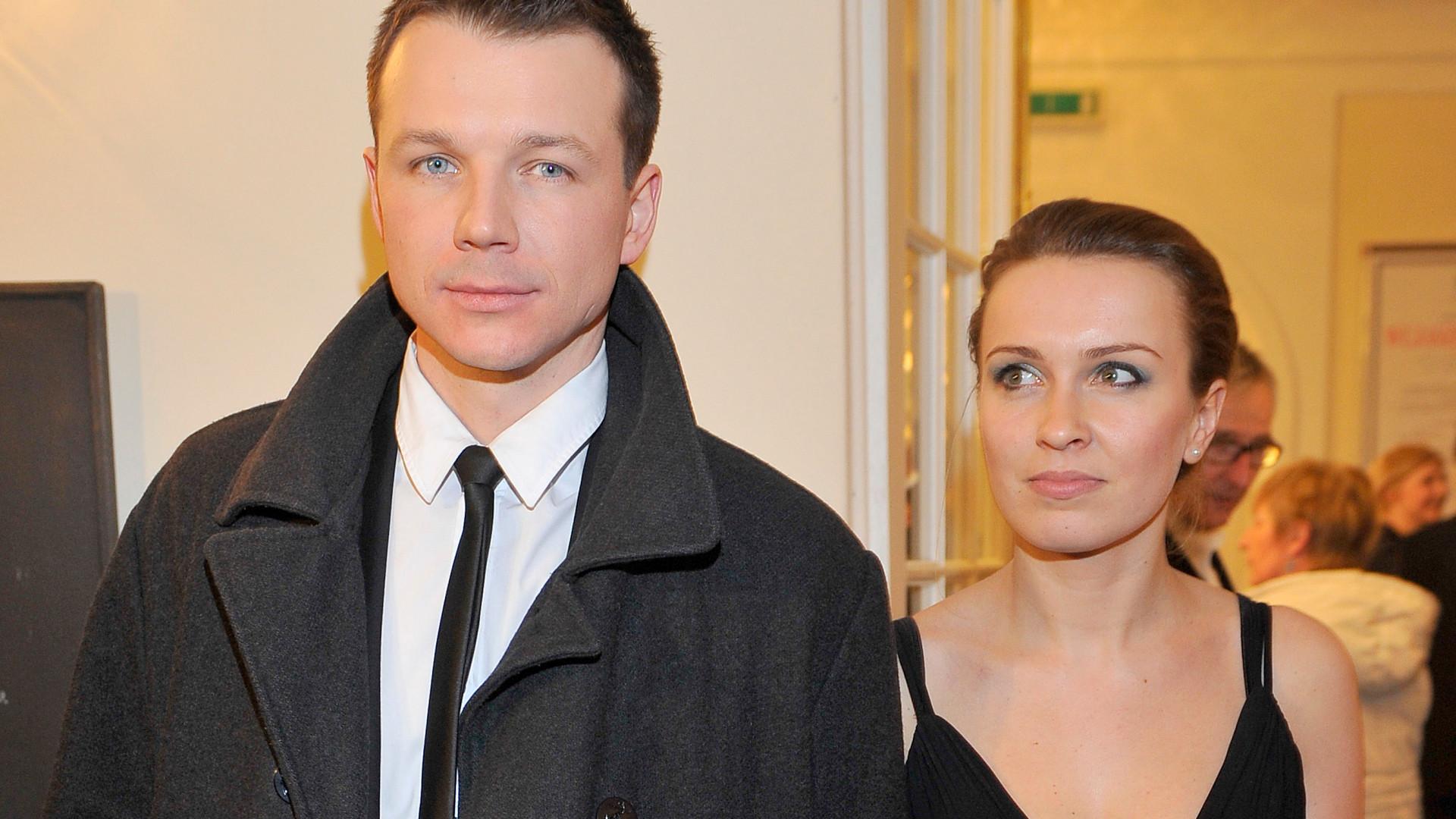 Lesław Żurek komentuje na Instagramie plotki o rozstaniu z żoną