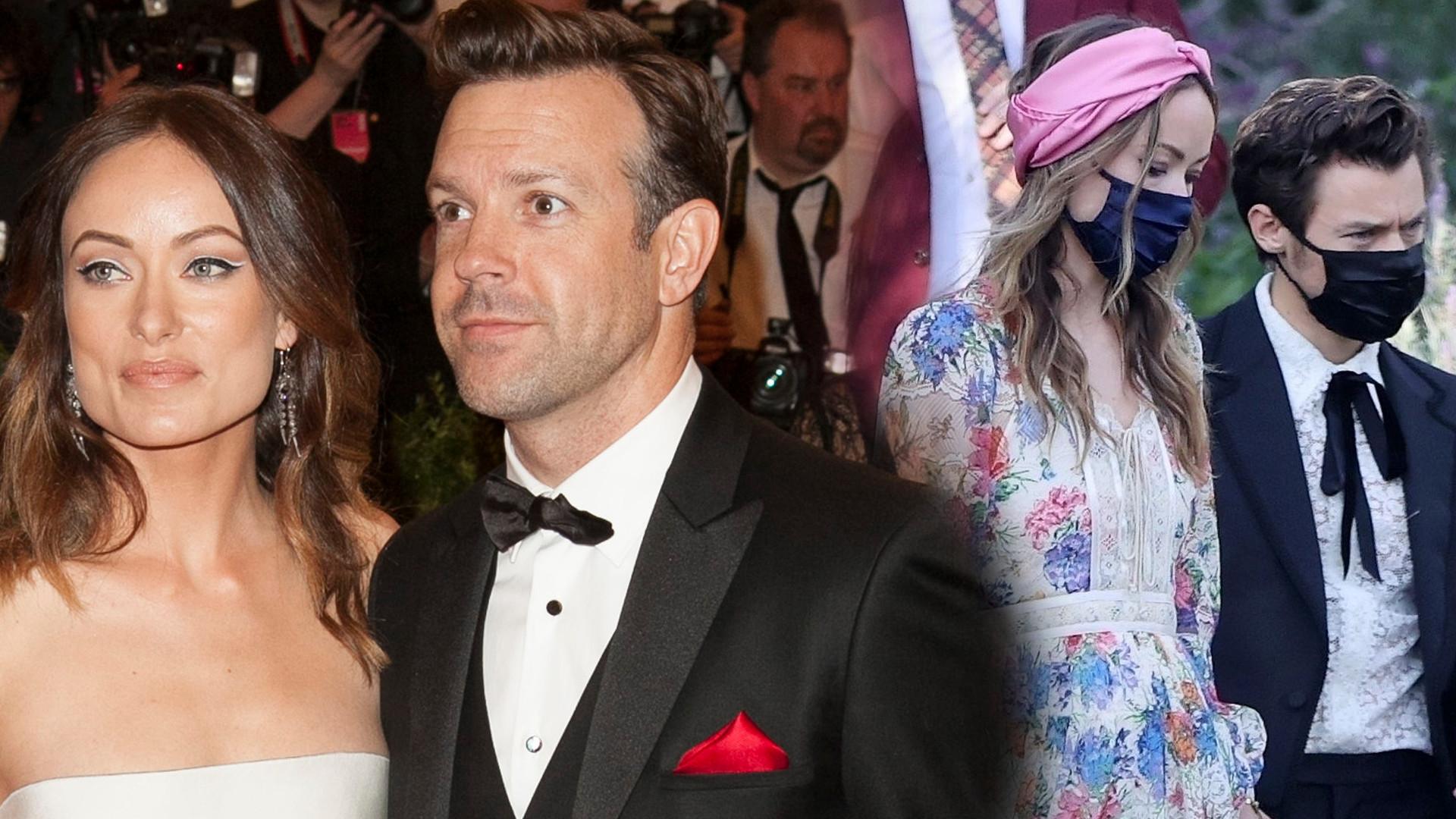 Jason Sudeikis przerywa milczenie na temat rozstania z Olivią Wilde