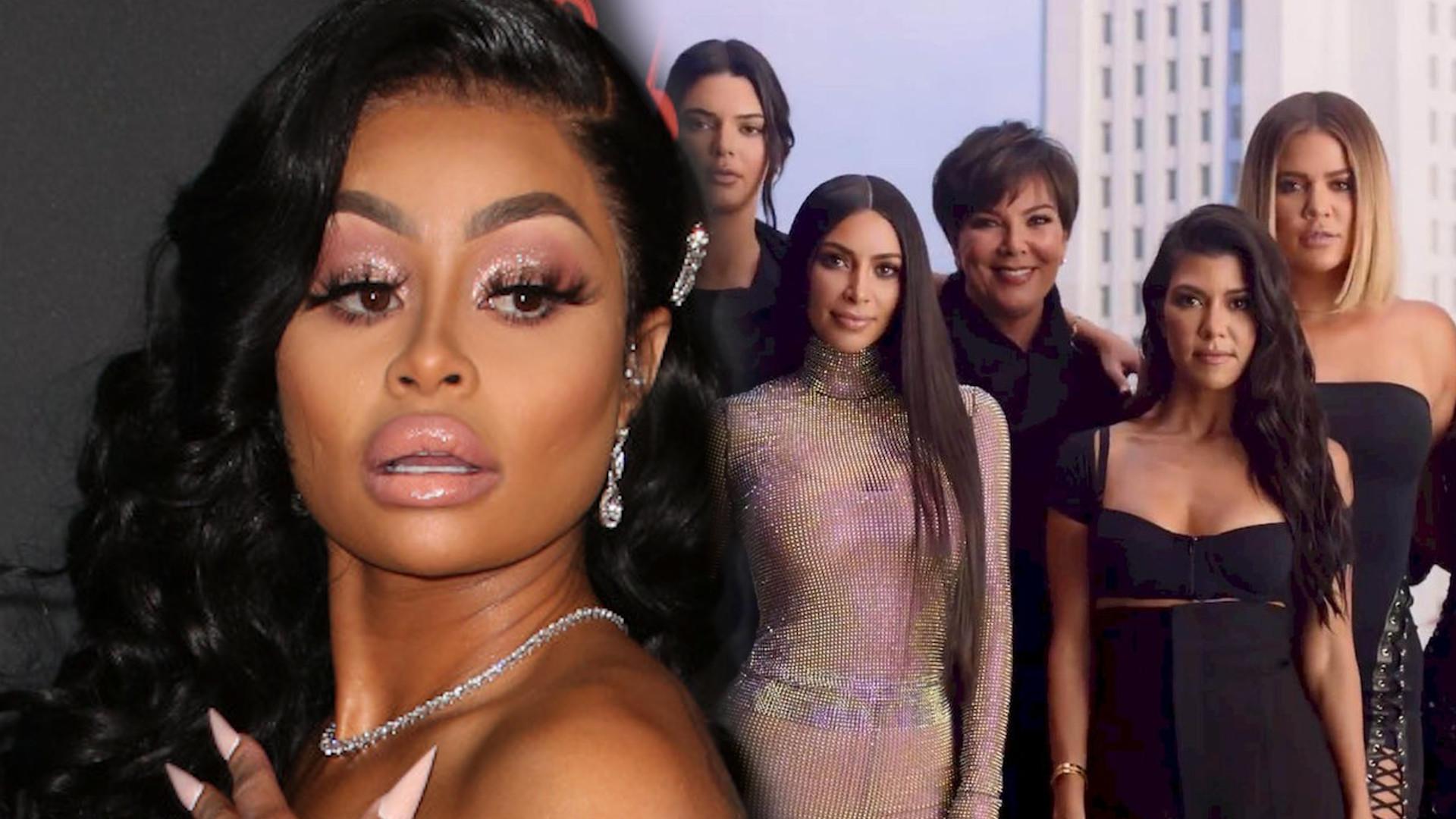 Kardashianki szykują się na wojnę z Blac Chyną. Była dziewczyna Roba ich pozwała