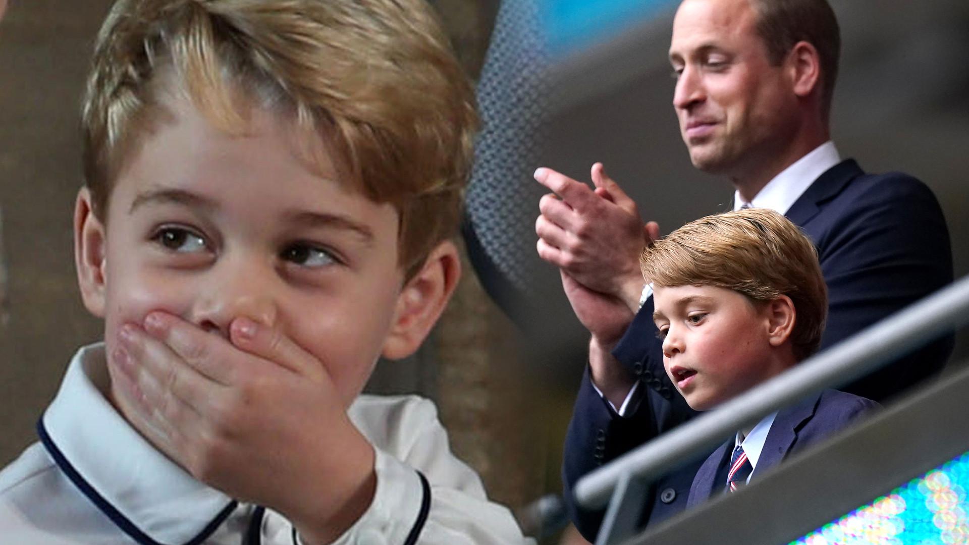 Książę George kończy 8 lat i czeka go duża zmiana w życiu. Rodzina królewska zdejmie z niego ten NAKAZ