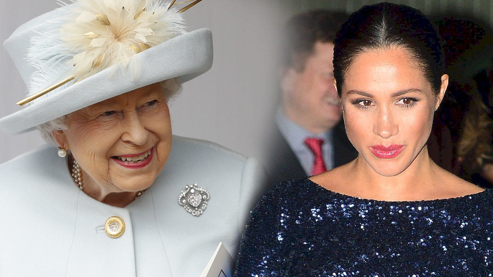 Rodzina królewska nie zostanie zaproszona na chrzest Lilibet? Miał odbyć się w Windsorze, ale Meghan się wściekła