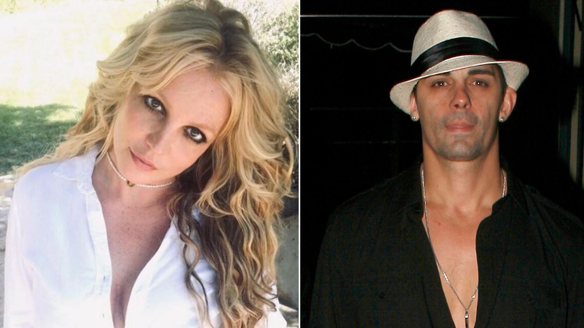 Pierwsze małżeństwo Britney Spears trwało zaledwie 55 godzin. To matka kazała jej je zakończyć