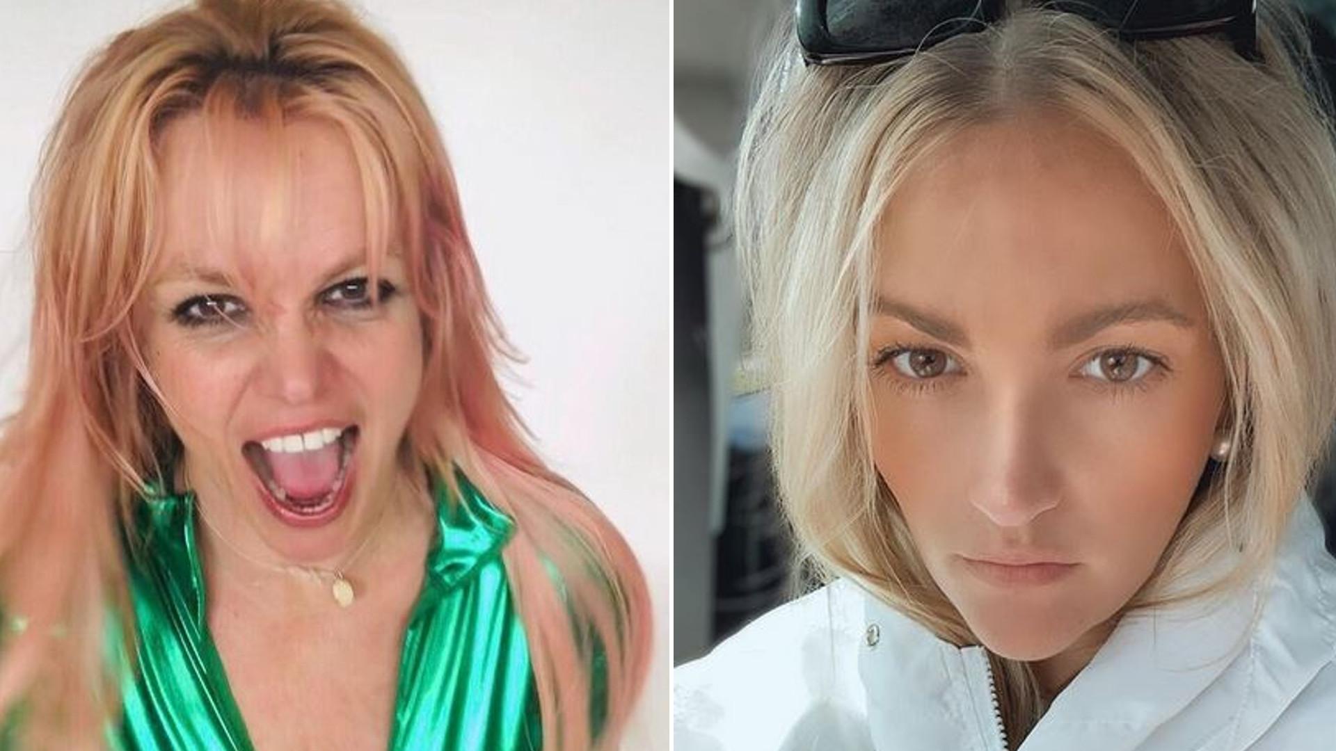 Britney znowu atakuje siostrę. Ta nie jest taka święta