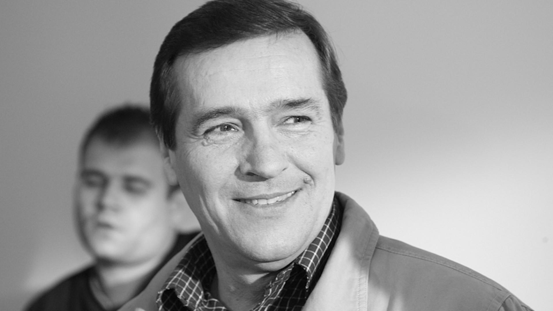 Nie żyje Jan Pęczek. Wiadomo już, na co zmarł aktor