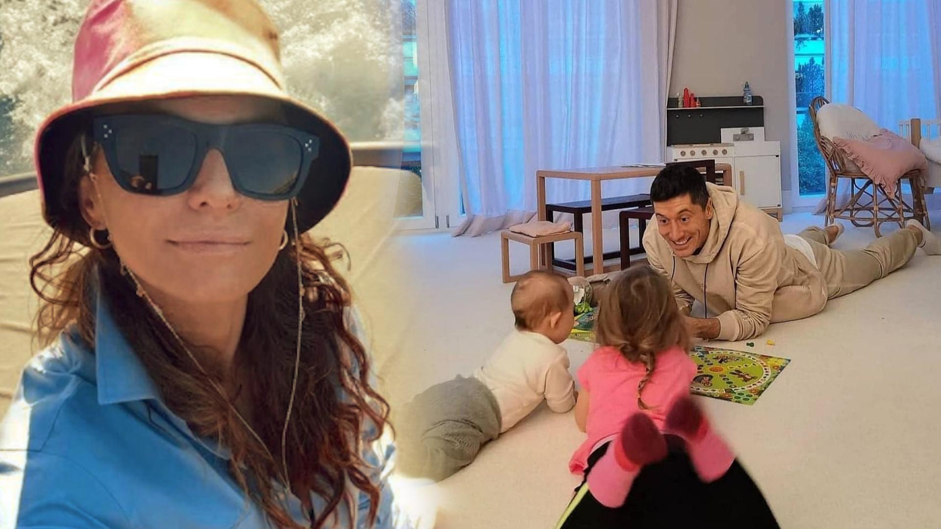 Anna Lewandowska odpowiada, czy planuje mieć TRZECIE dziecko!