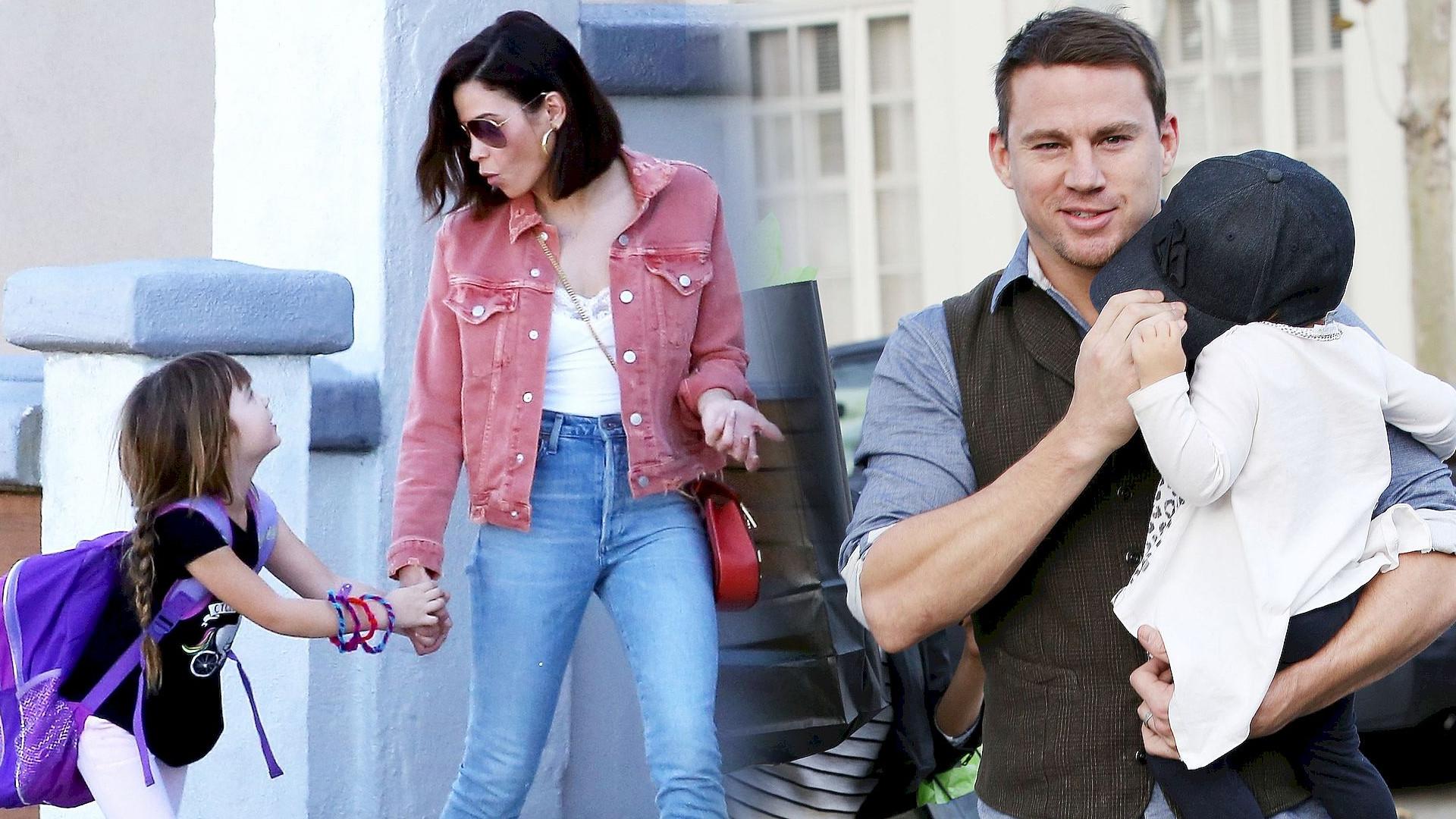 Jenna Dewan wyznała, że Channing Tatum nie pomagał jej po urodzeniu córki