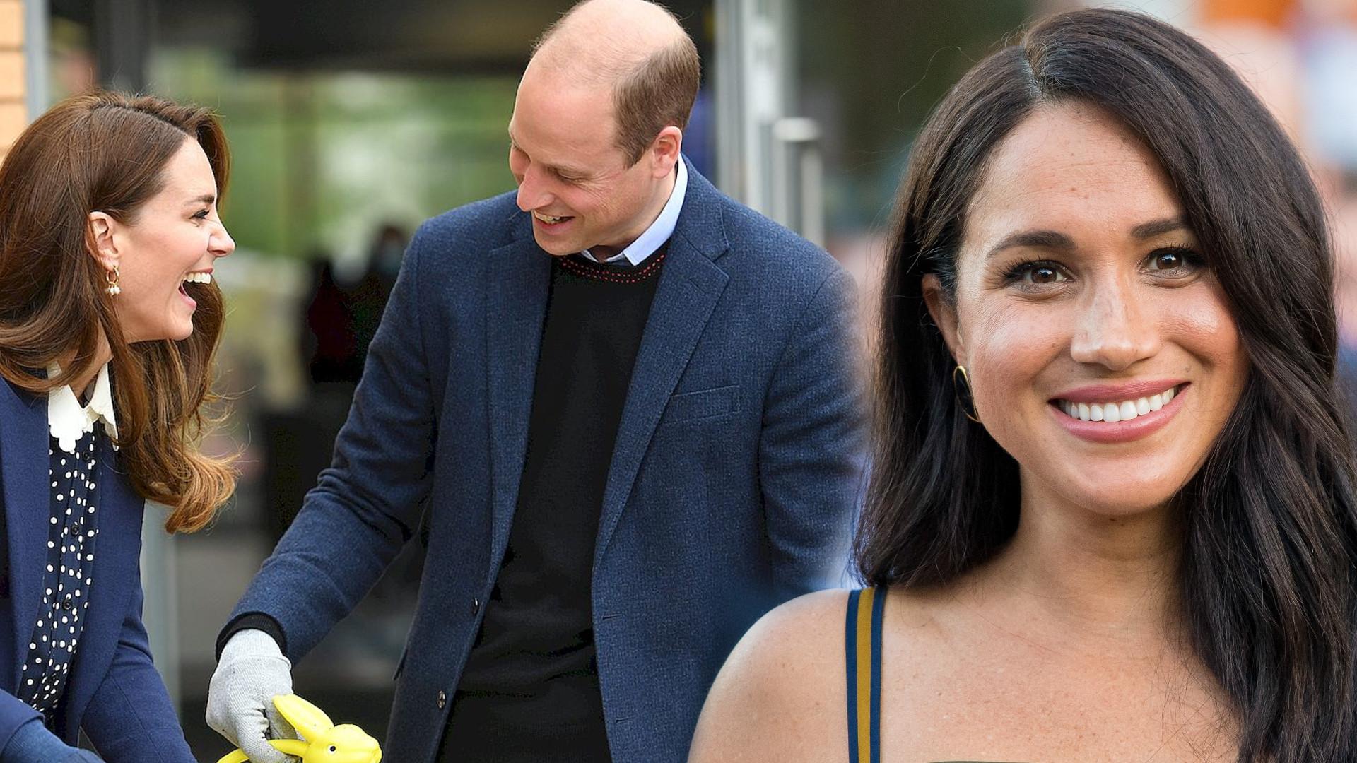 Kate i William złożyli ŻYCZENIA Meghan Markle na Instagramie! Dodali piękne zdjęcie