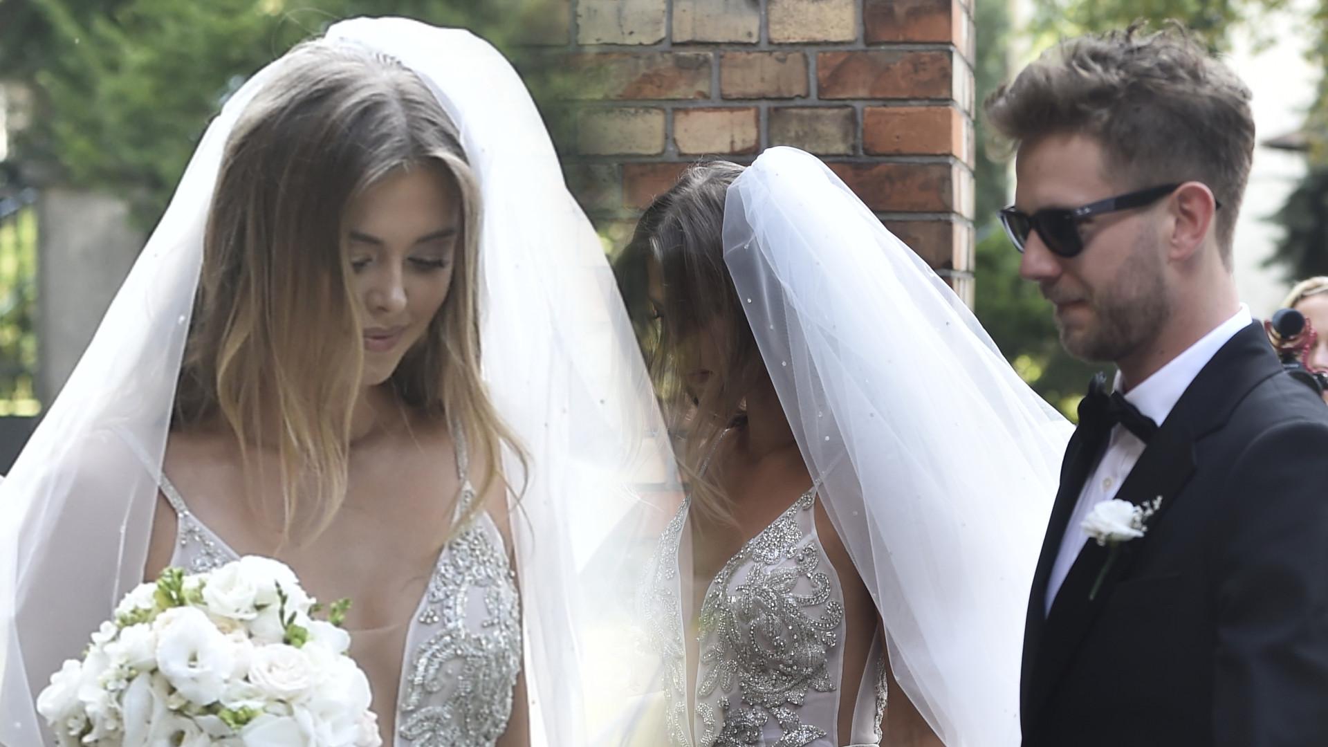 Joanna Opozda i Antek Królikowski biorą ŚLUB! Piękna suknia (ZDJĘCIA)