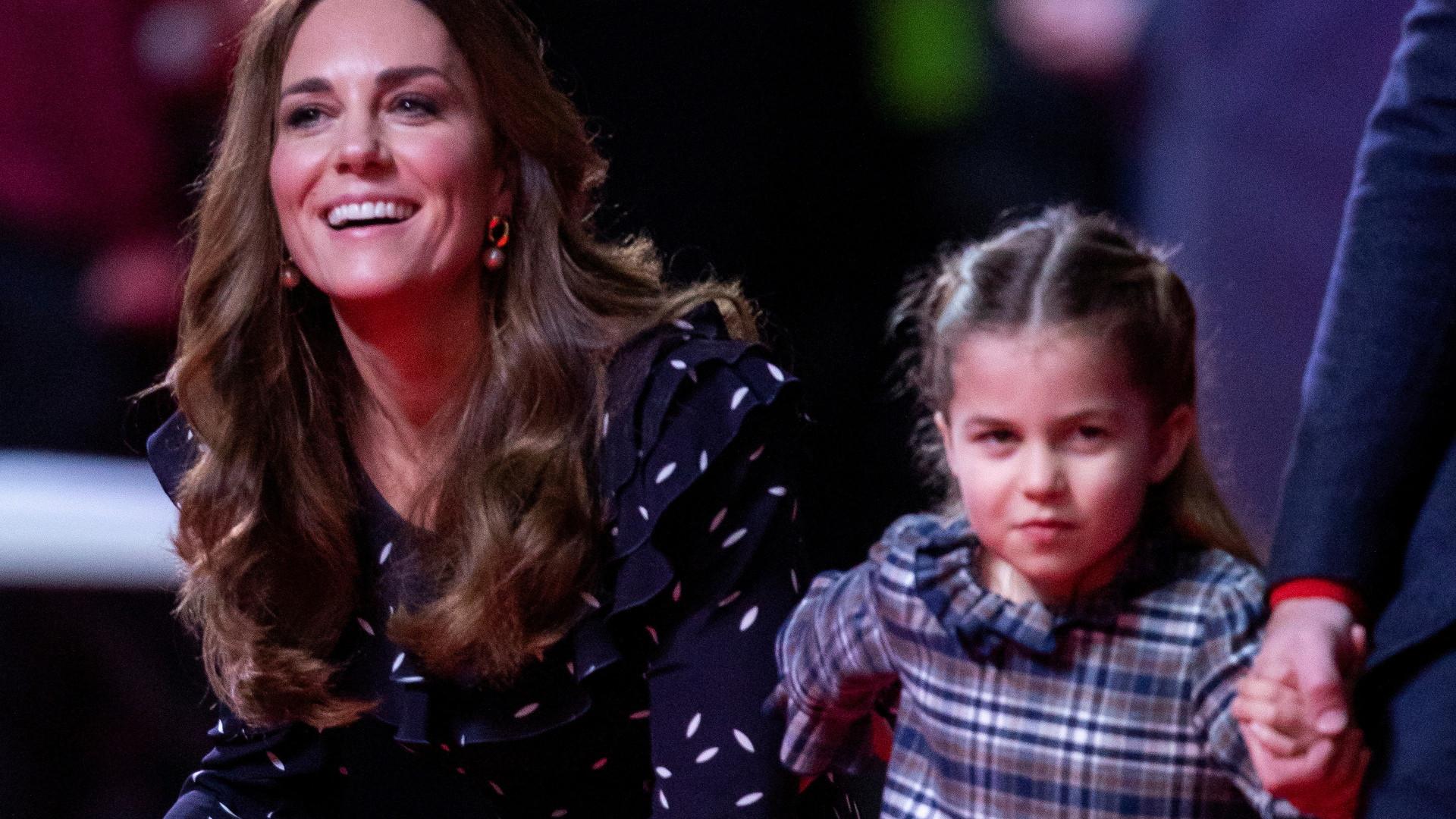 """Kate i William pokazali nowe zdjęcie księżniczki Charlotte: """"Przepiękna"""""""