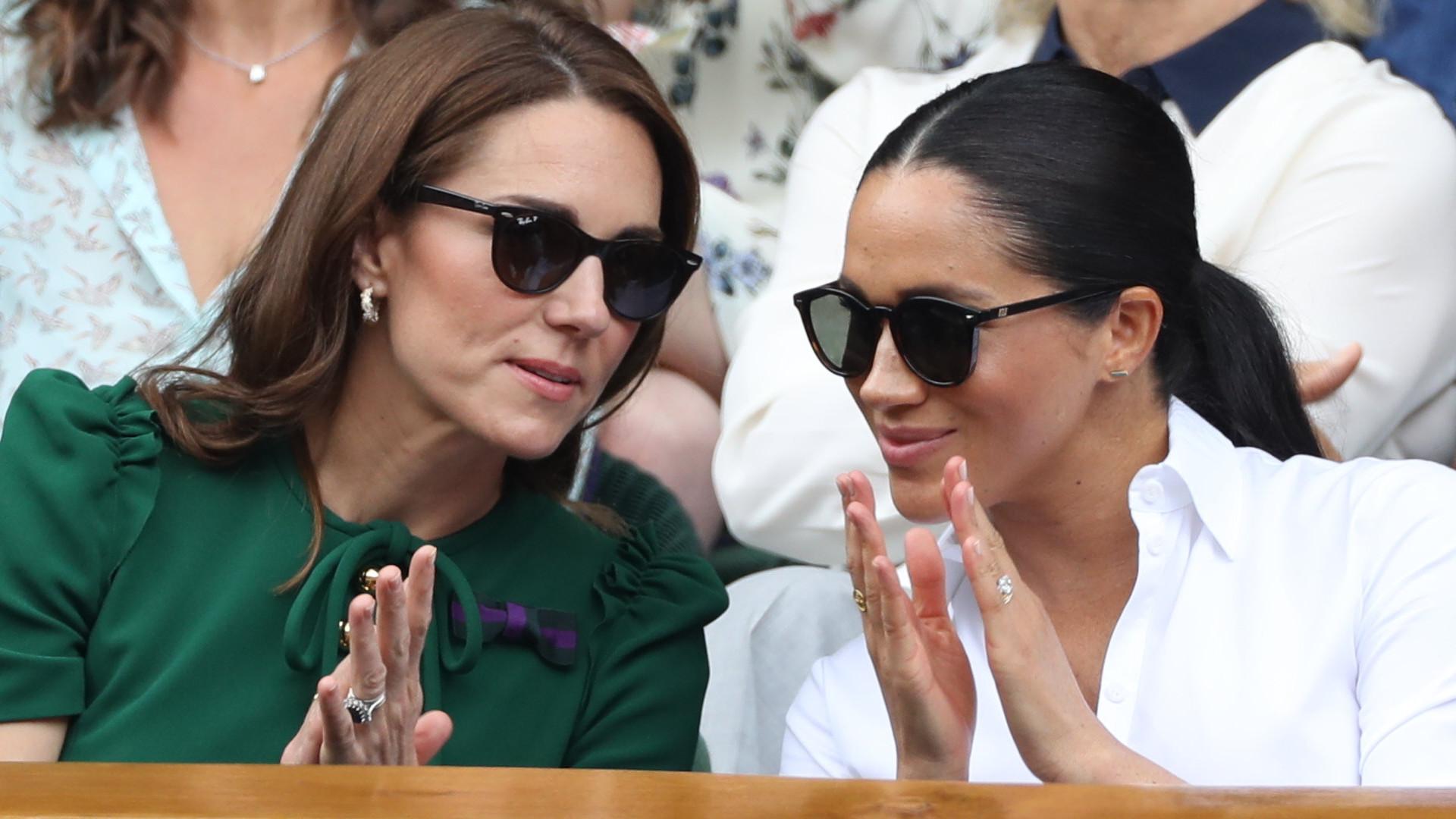 Ludzie w SZOKU przez to, co się dzieje między Kate Middleton a Meghan Markle