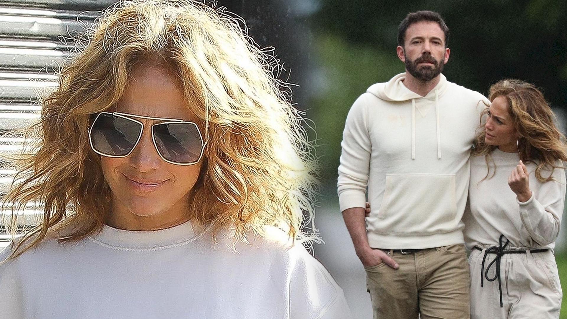 Jennifer Lopez zdobyła się na piękny gest wobec CÓREK Bena Afflecka