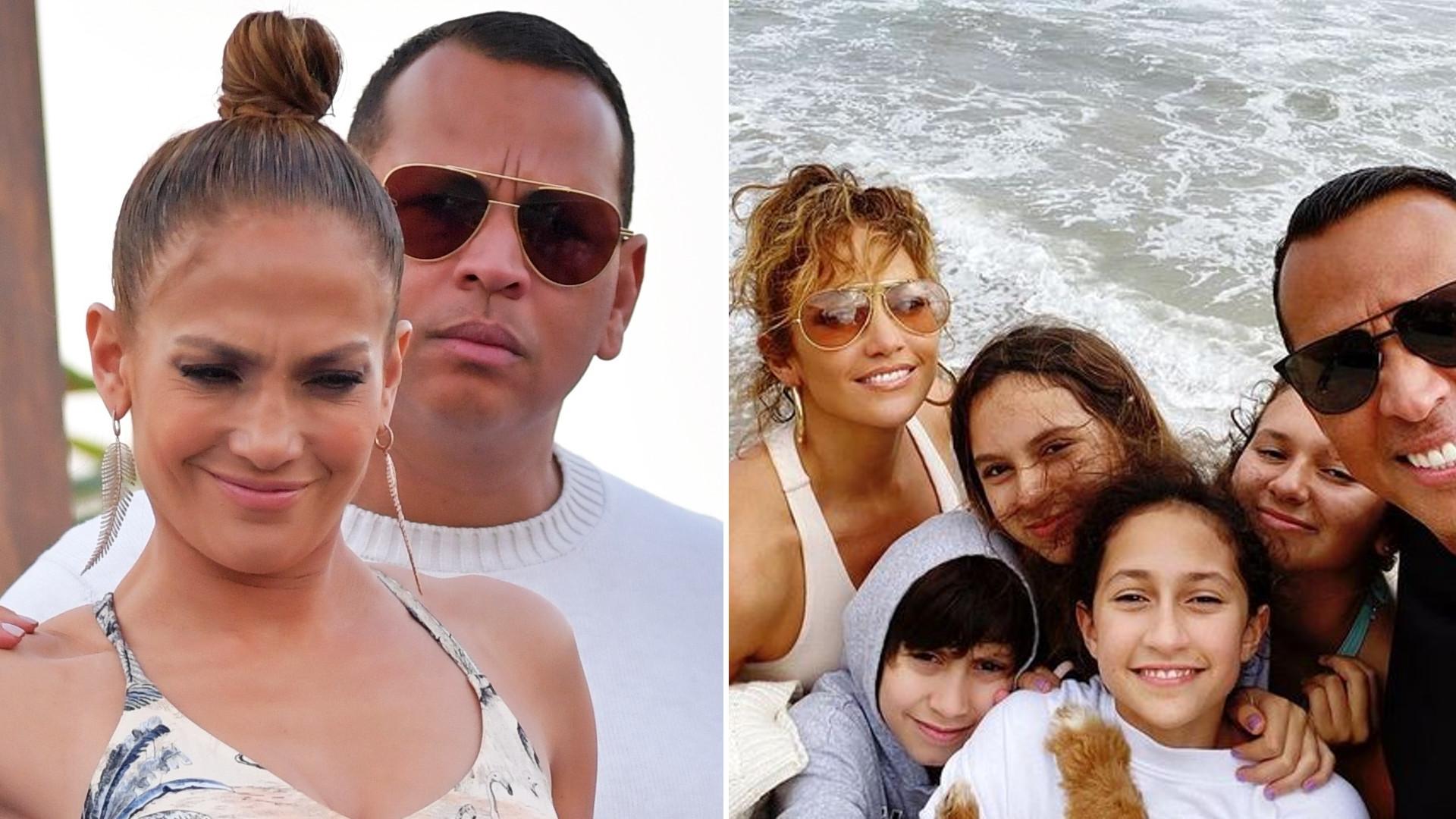 Alex Rodriguez przerywa MILCZENIE na temat rozstania z Jennifer Lopez. Zaskakujące słowa