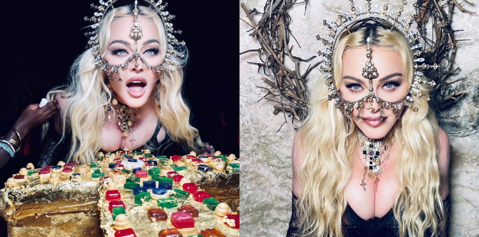 Madonna świętuje 63. urodziny w towarzystwie dzieci
