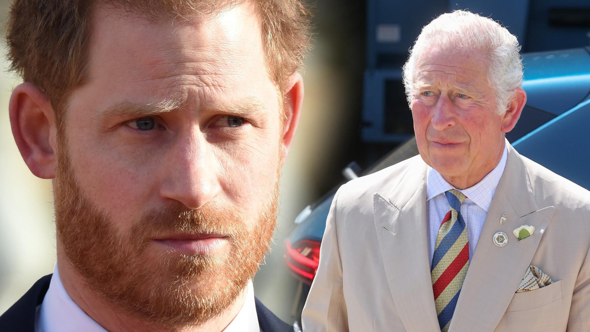 Książę Harry po latach spekulacji UJAWNI, kto jest jego prawdziwym OJCEM!