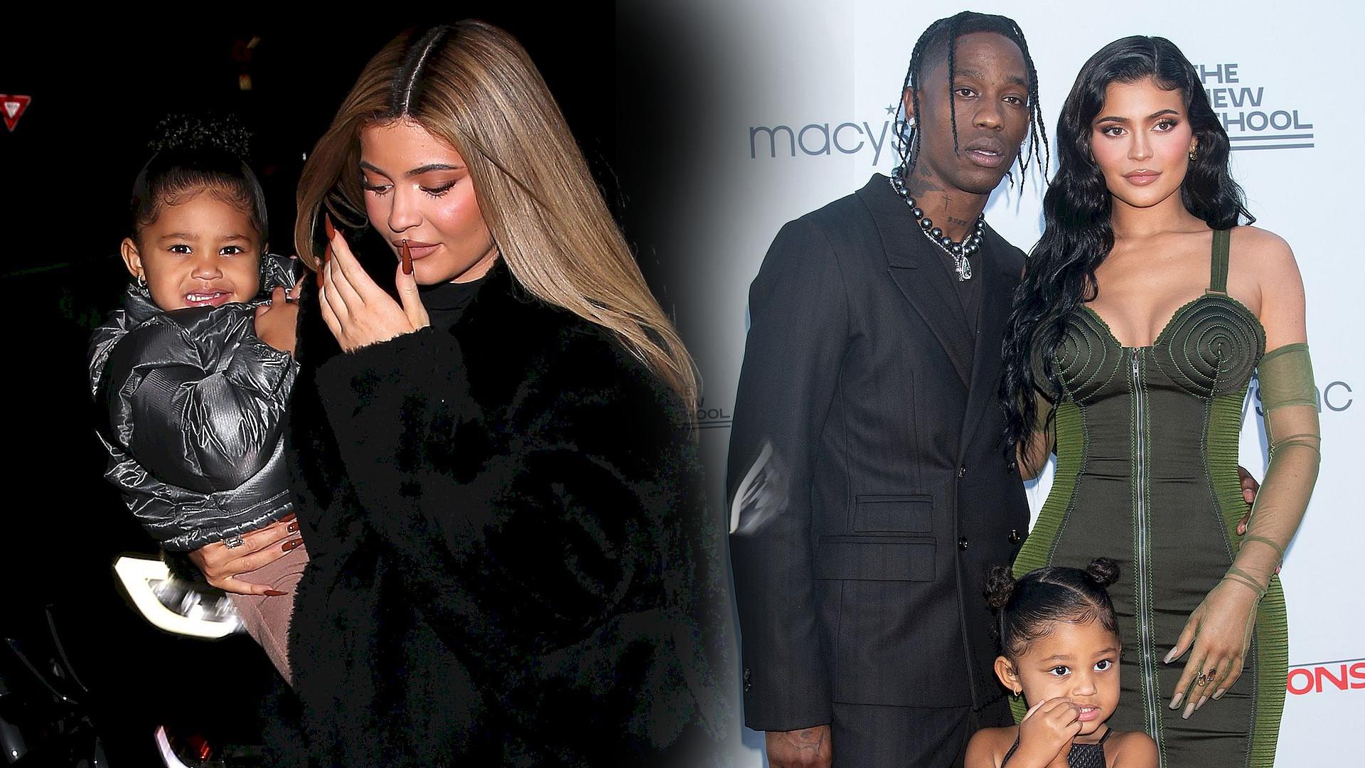 Kylie Jenner jest w drugiej CIĄŻY!