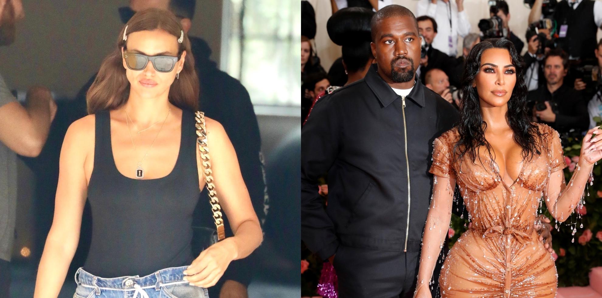 Kanye West zerwał z Iriną Shayk
