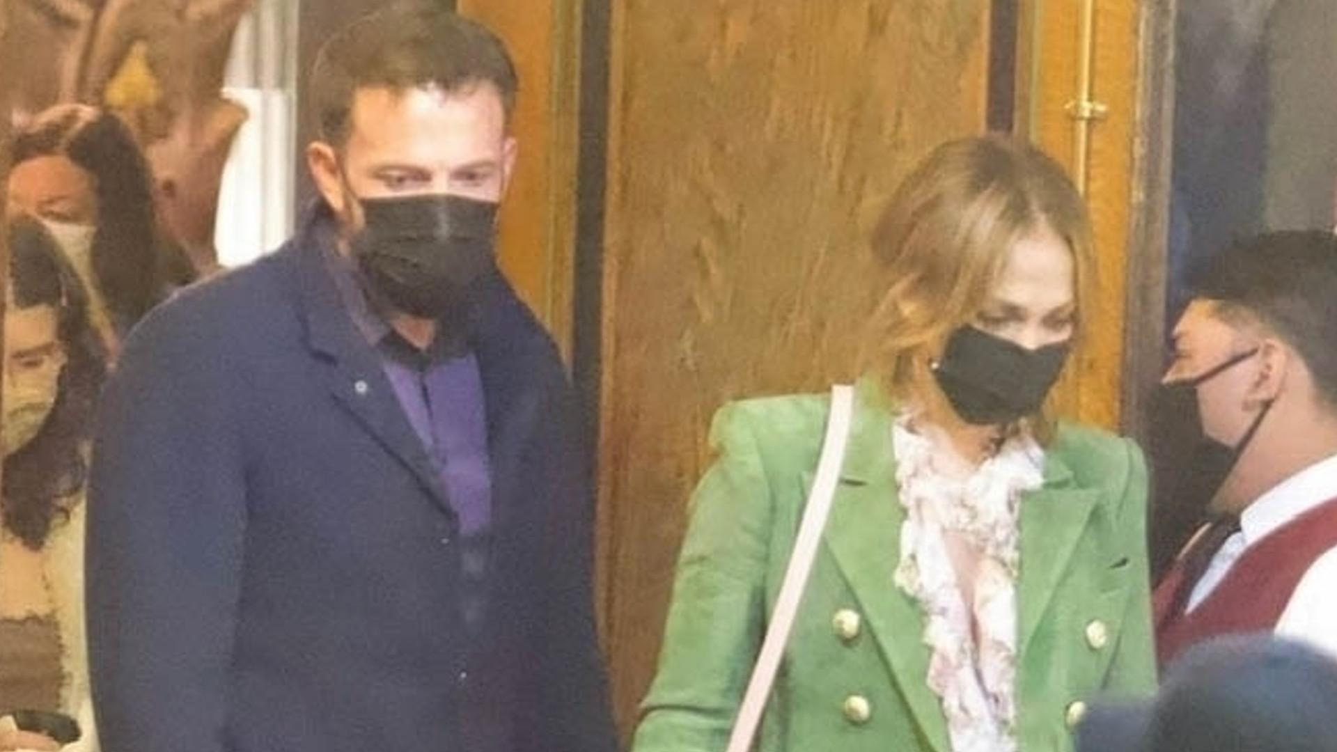 Jennifer Lopez i Ben Affleck na uroczej randce z dzieciakami. Zabójcze szpilki i sukienka gwiazdy