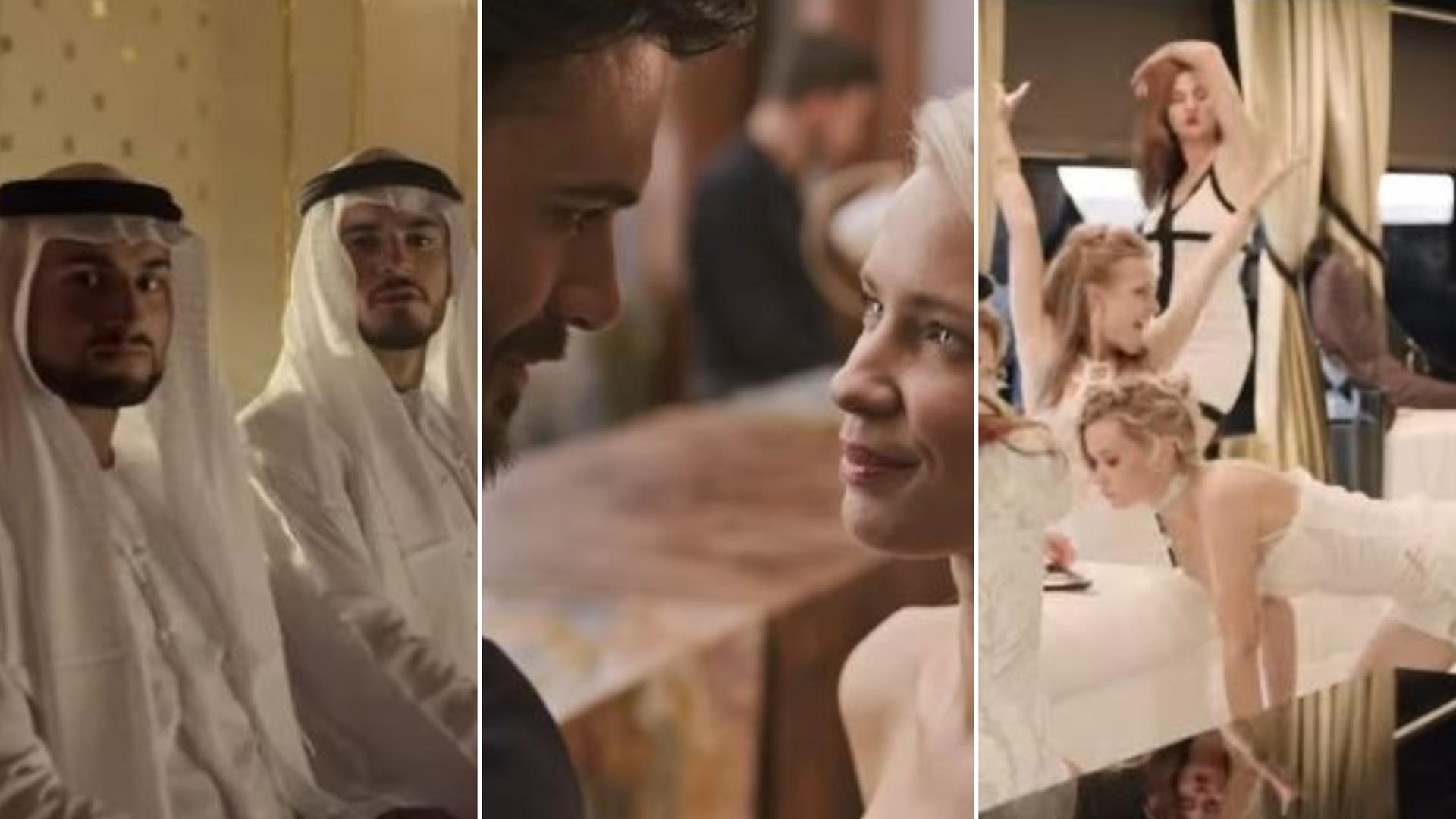 """Już jest! Doda pokazała zwiastun filmu """"Dziewczyny z Dubaju"""""""