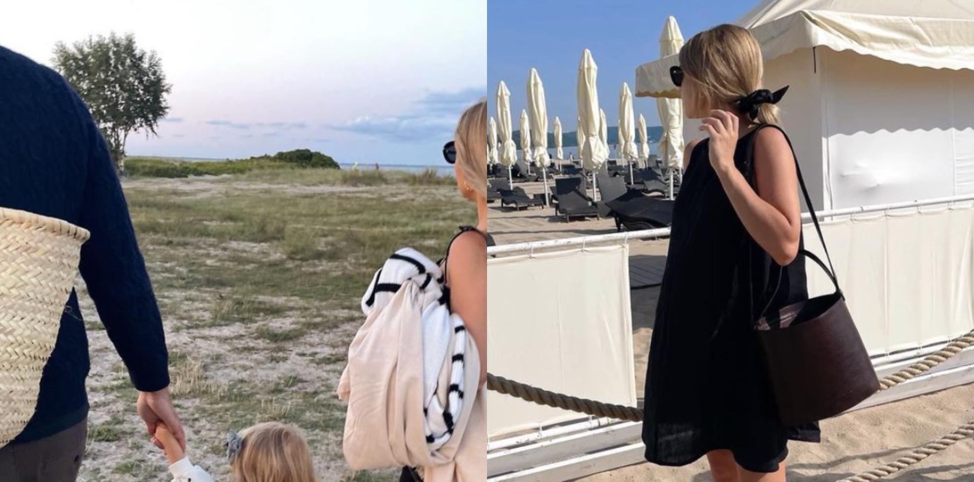 """Kasia Tusk pokazuje drugie dziecko i pyta czy """"to"""" jeszcze wróci"""