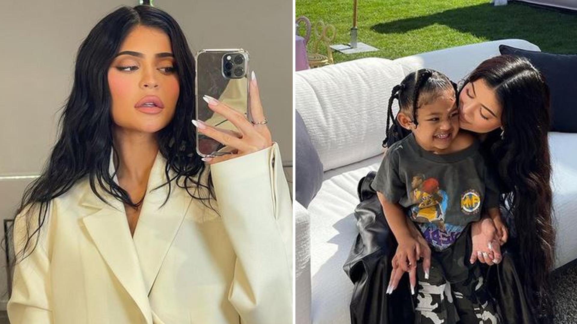 Kylie Jenner już zdradziła PŁEĆ drugiego dziecka? Fani są niemal pewni