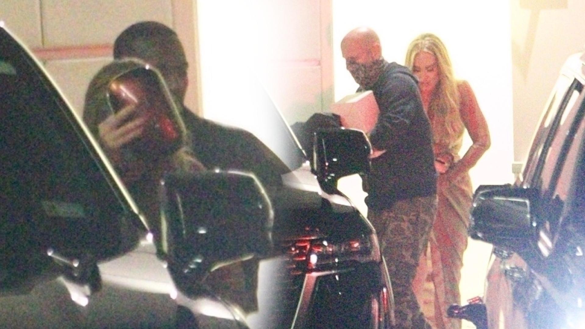 Adele na randce z chłopakiem. Ta sukienka podkreśliła jej szczupłą sylwetkę (ZDJĘCIA)