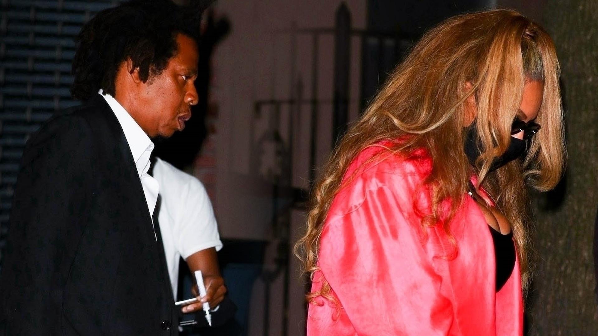 Beyonce i Jay-Z świętują 18-lecie otwarcia klubu rapera. Spójrzcie na BUTY divy (ZDJĘCIA)