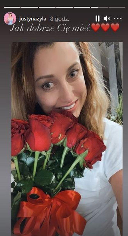 Justyna Żyła chwali się nowym partnerem