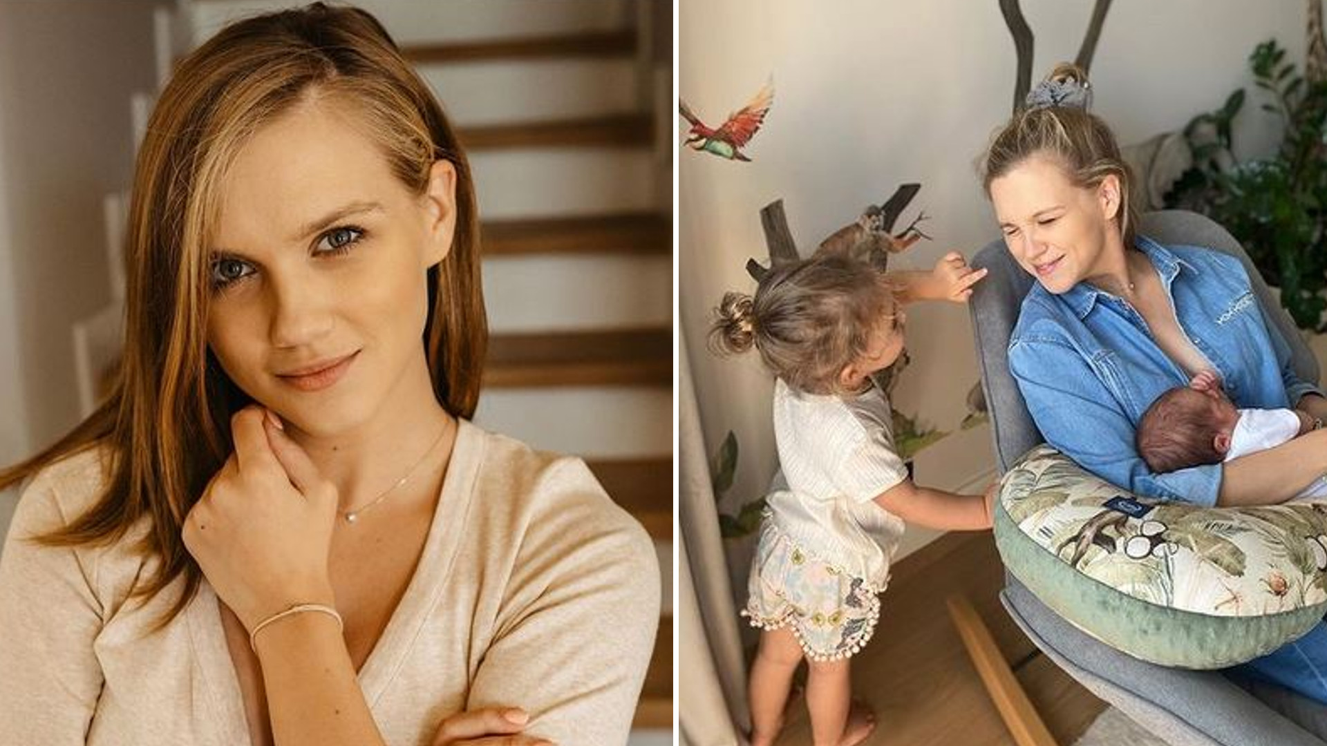 Agnieszka Kaczorowska publikuje nowe rodzinne zdjęcie i zdradza pewien sekret