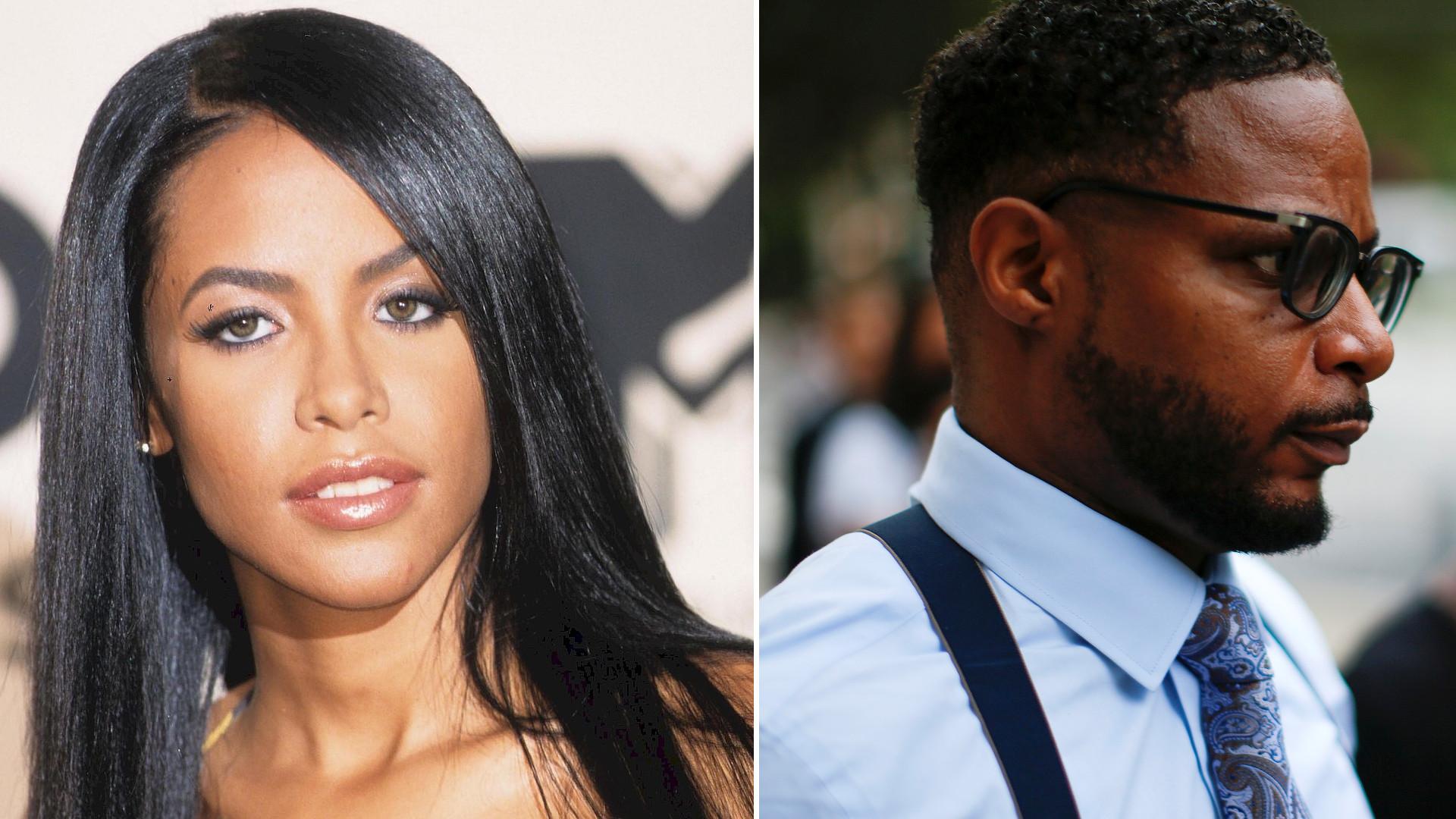 Nowe fakty na temat nielegalnego małżeństwa R.Kelly z nieletnią Aaliyah